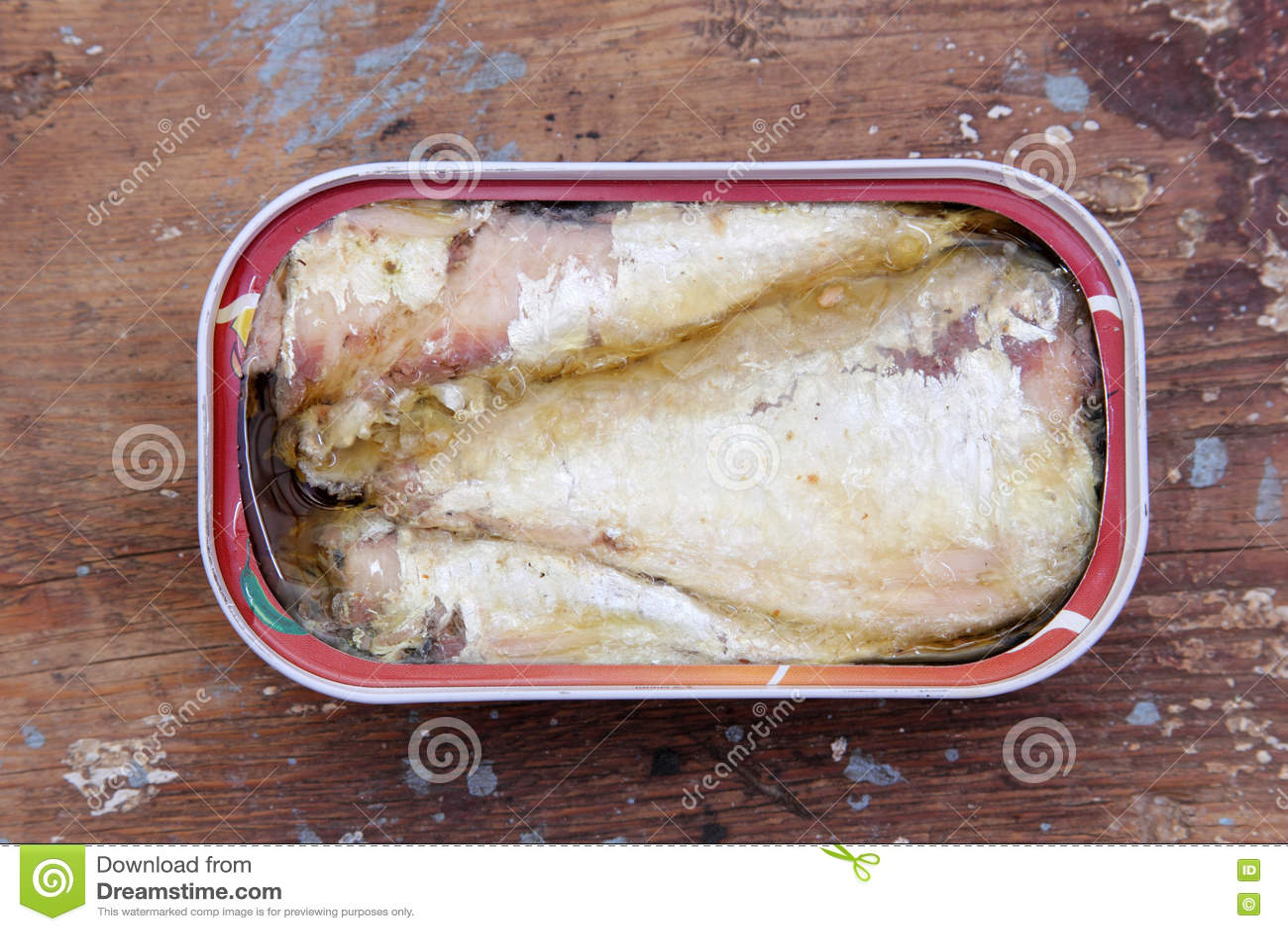 Kan sardinen