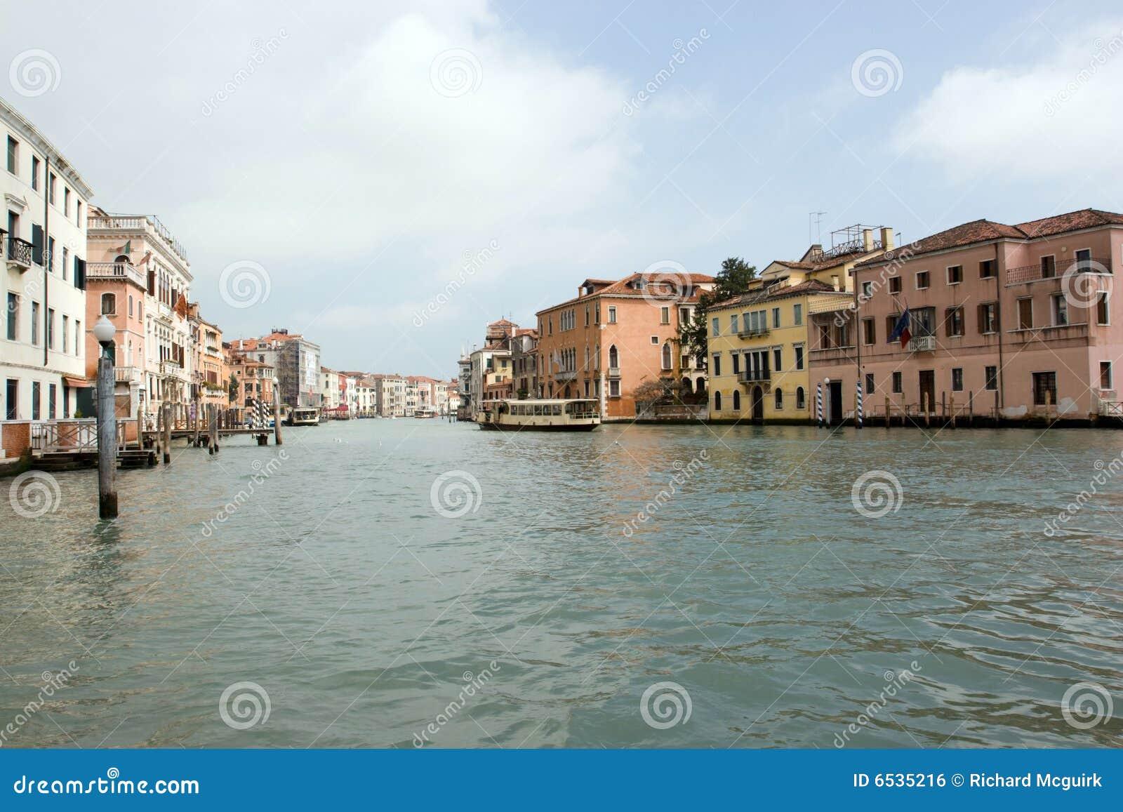 Kanałowy uroczysty Italy Venice
