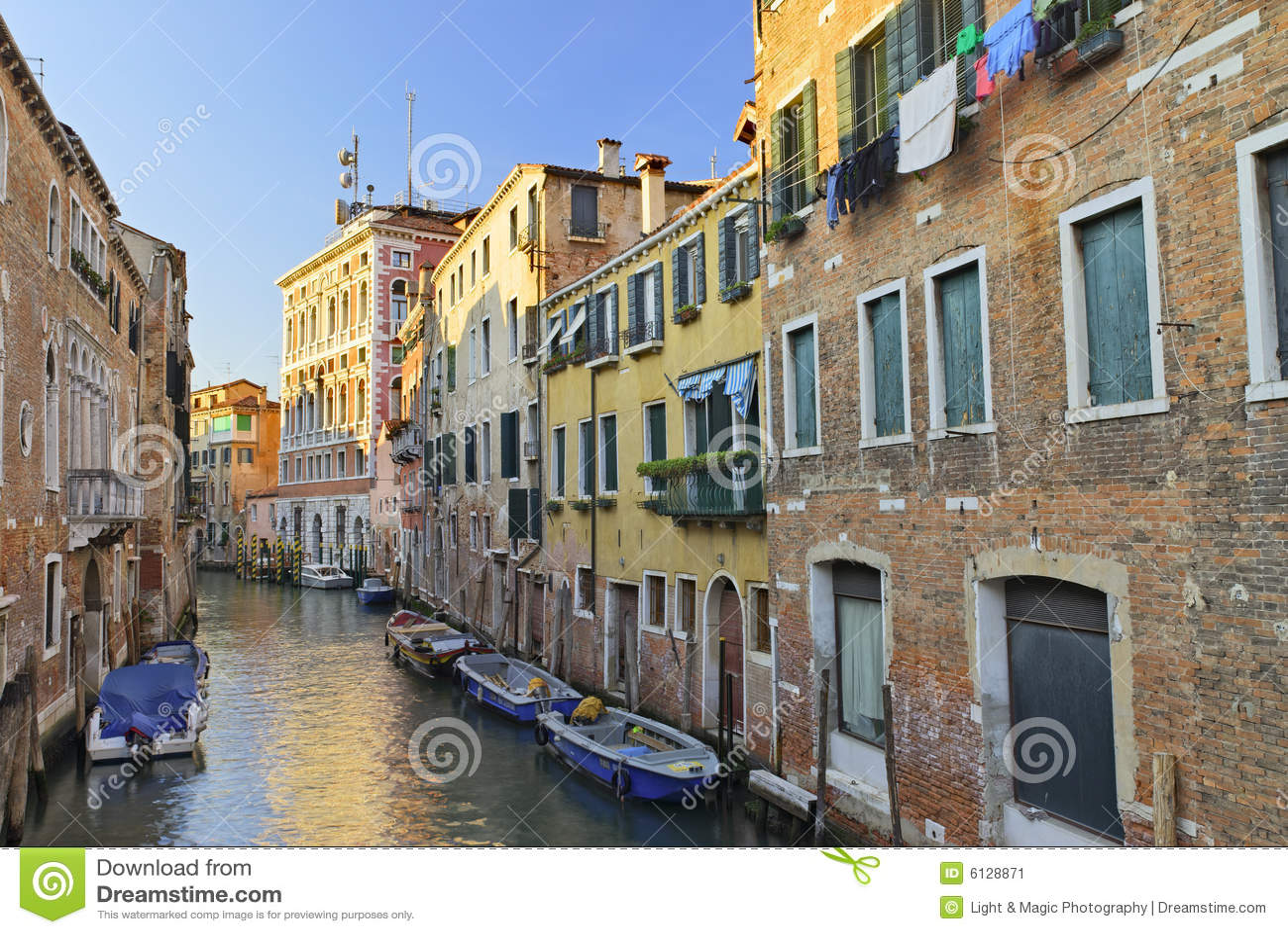 Kanałowy Wenecji