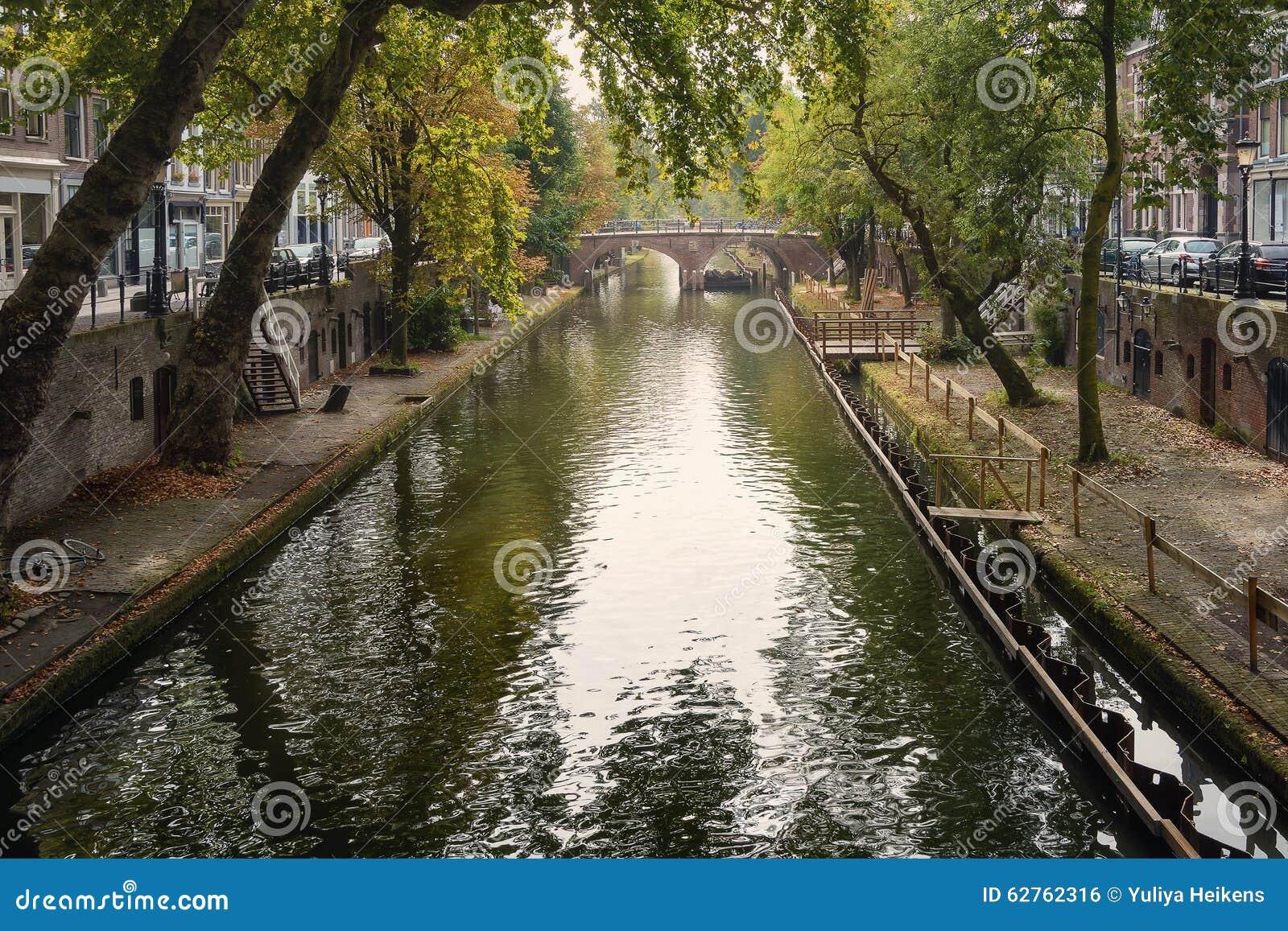 Kanały stary miasteczko