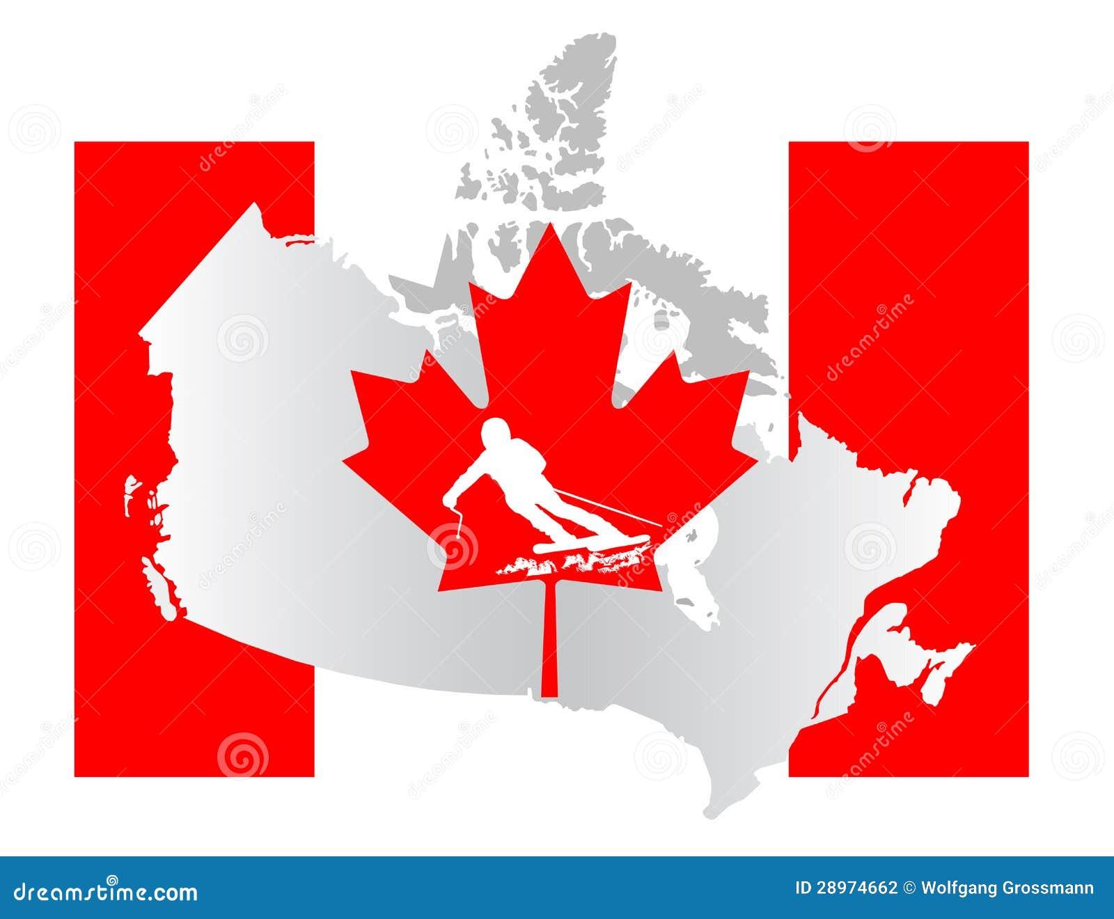 Kanada flaga