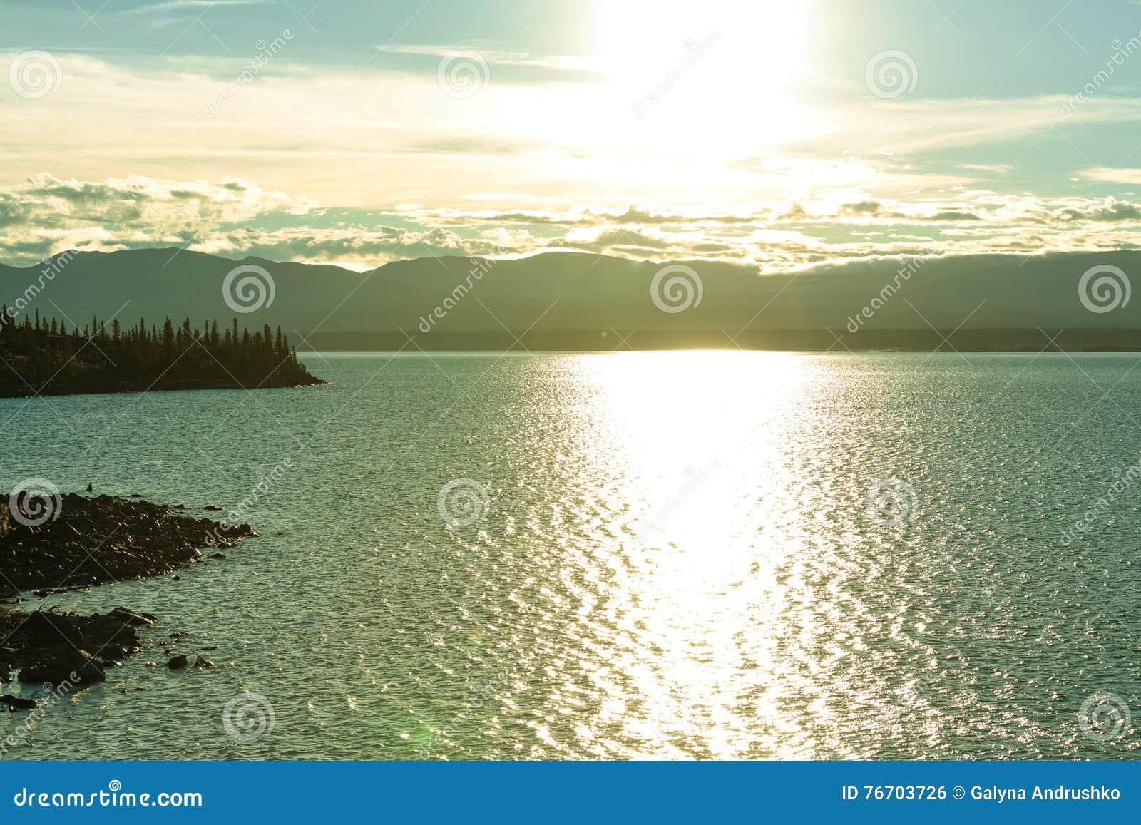 Kanada lake
