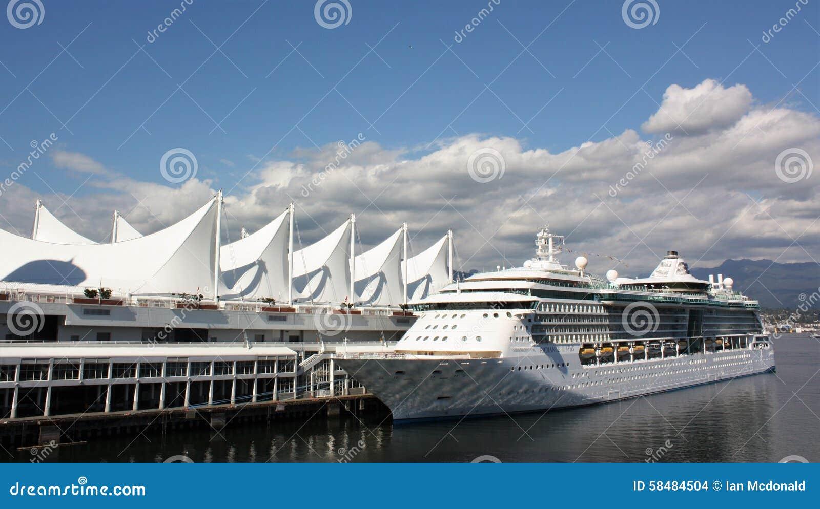 Kanada-Platz mit Kreuzschiff