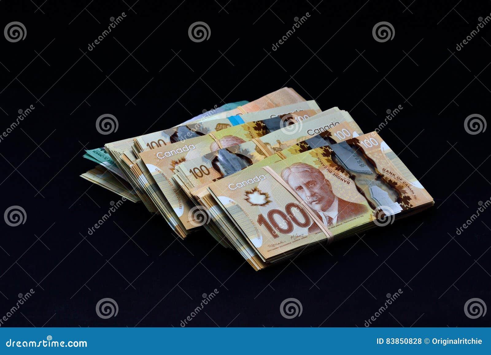 Kanadensisk dollar