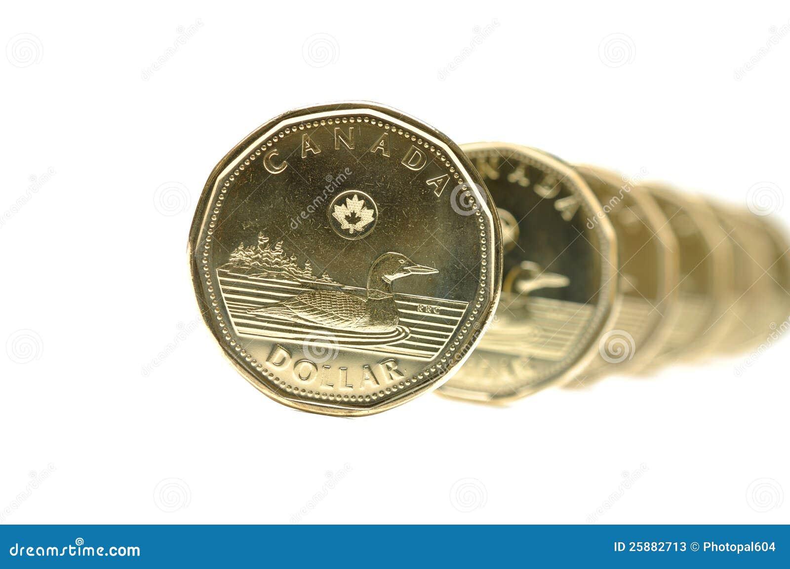 Kanadyjczyk Dolar Jeden Moneta