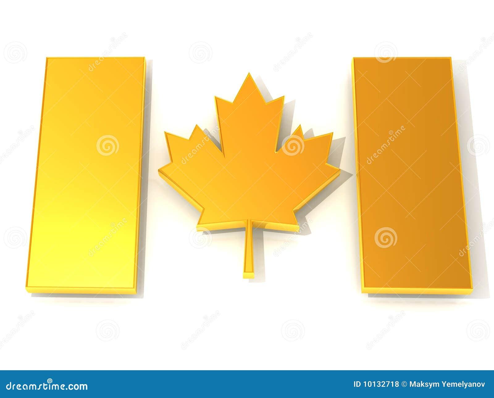 Kanadyjczyk flaga