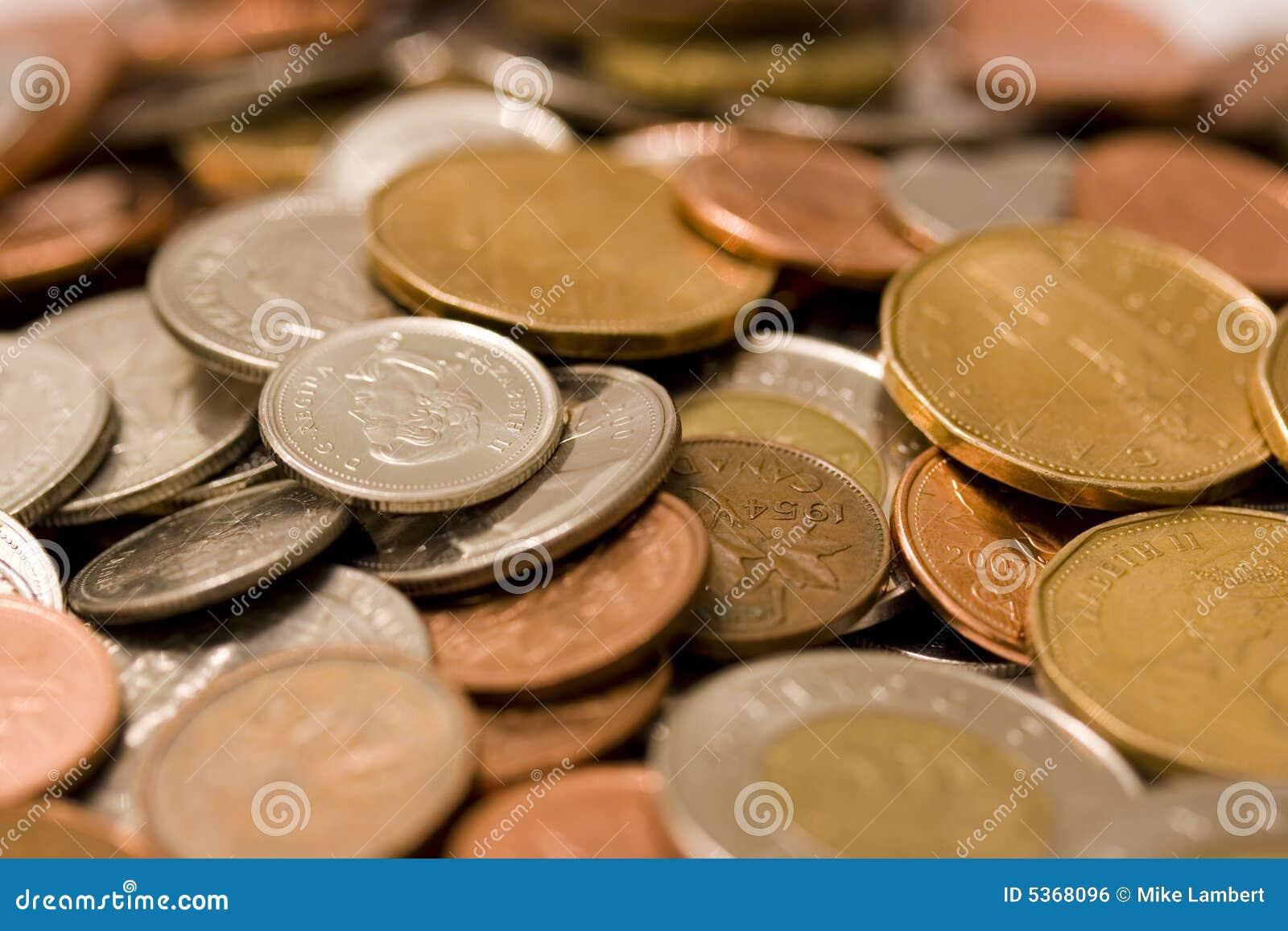 Kanadyjskie monety