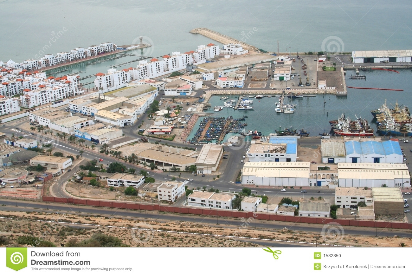 Kanal in Agadir #1