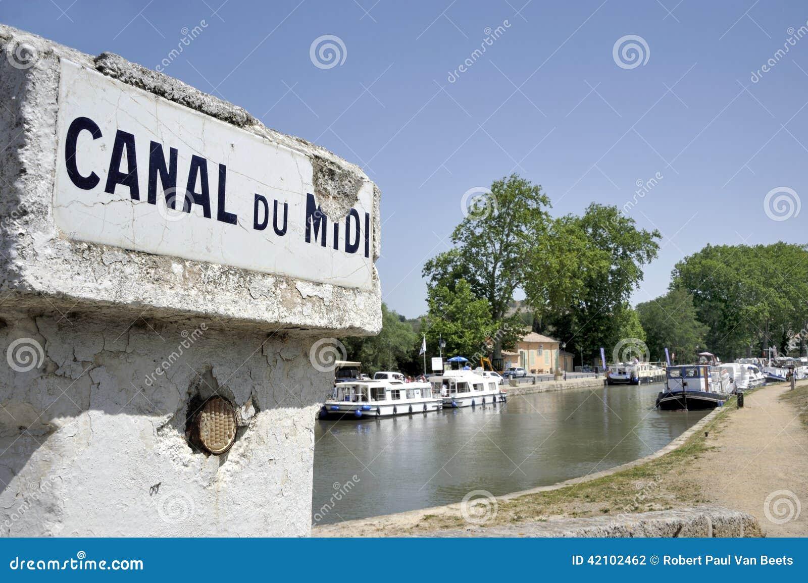 Kanal du midi