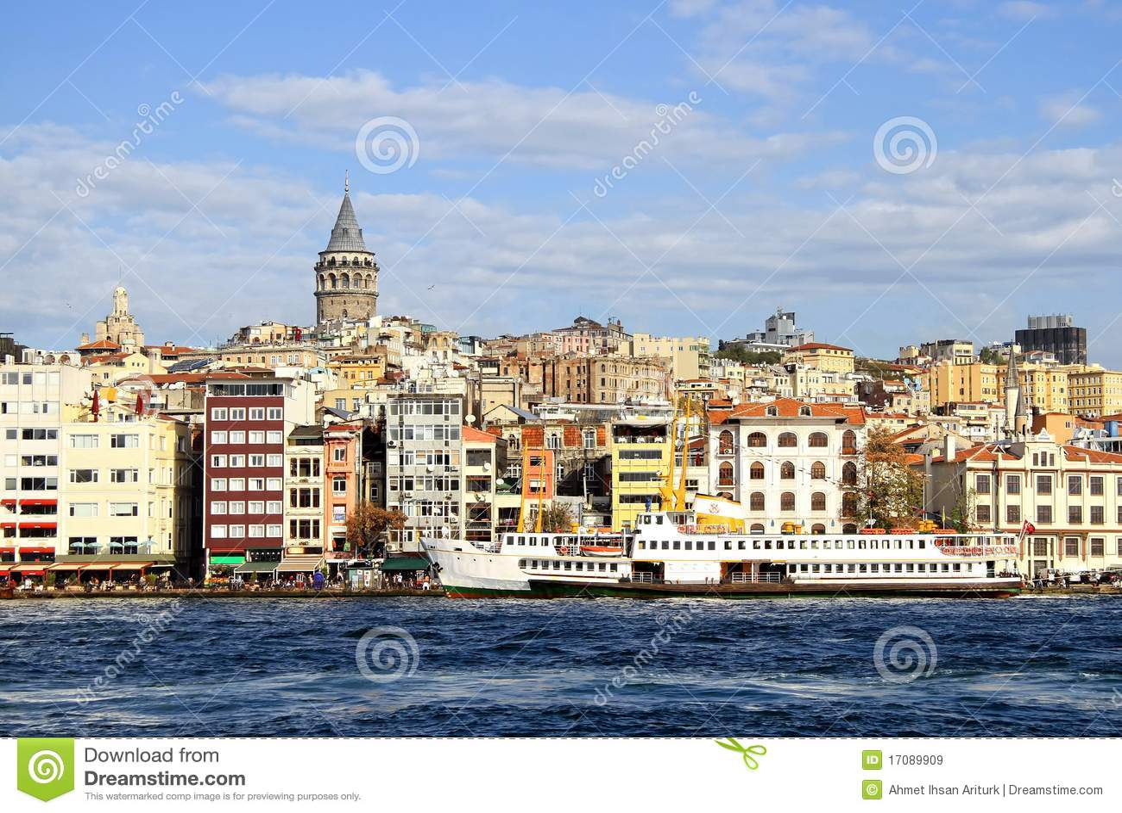 Kanal Istanbul-Karakoy