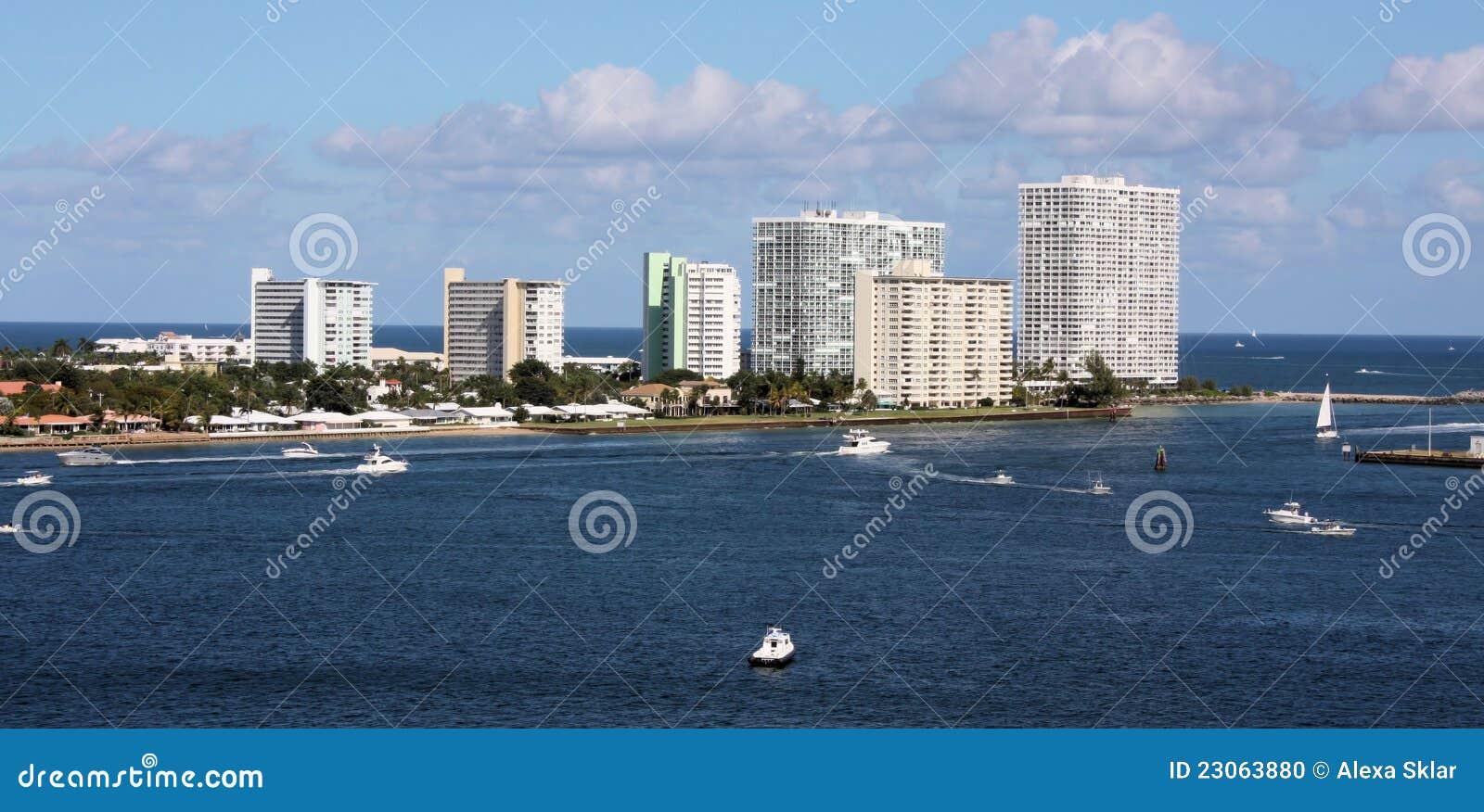 Kanal von Fort Lauderdale