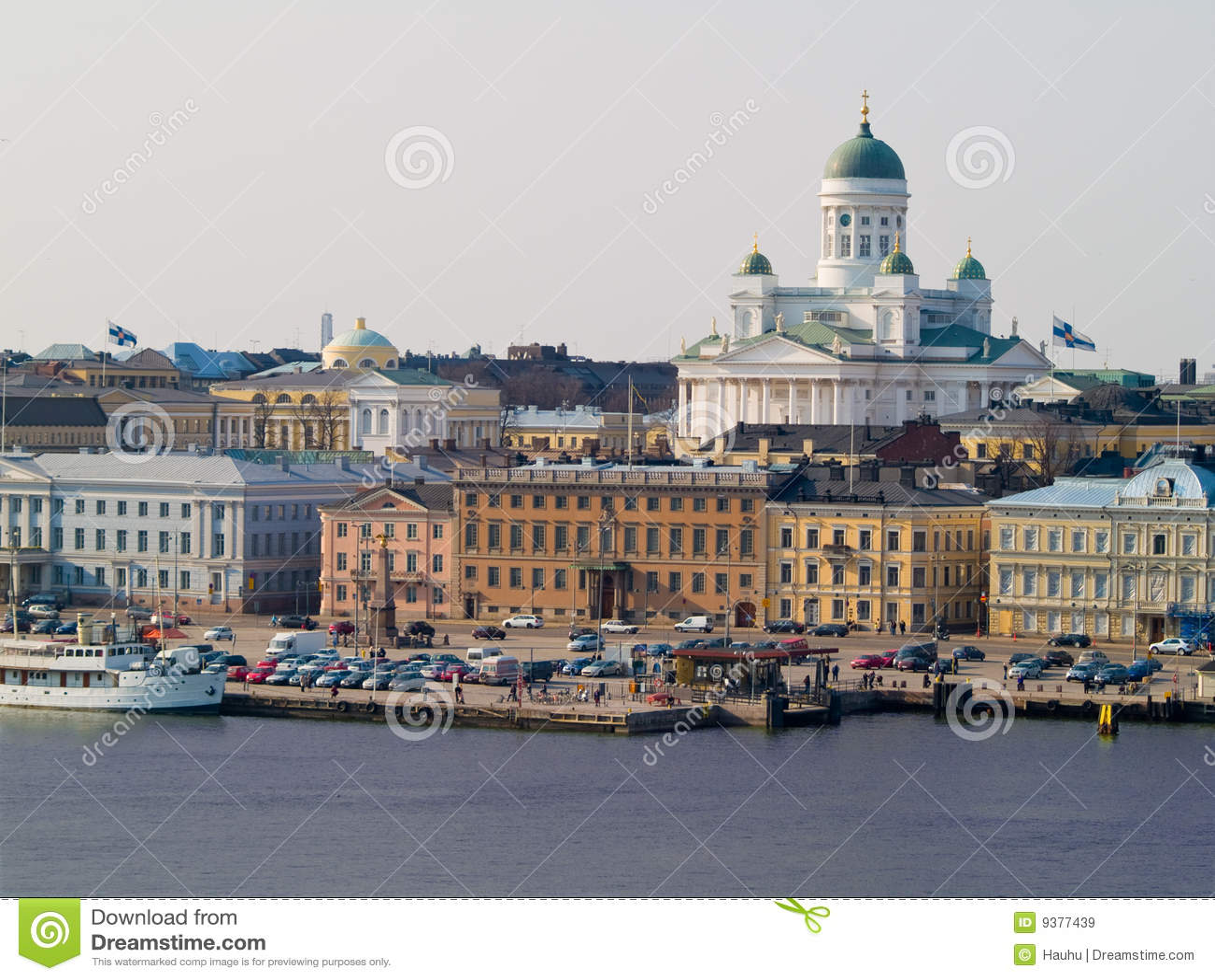 Kanal von Helsinki