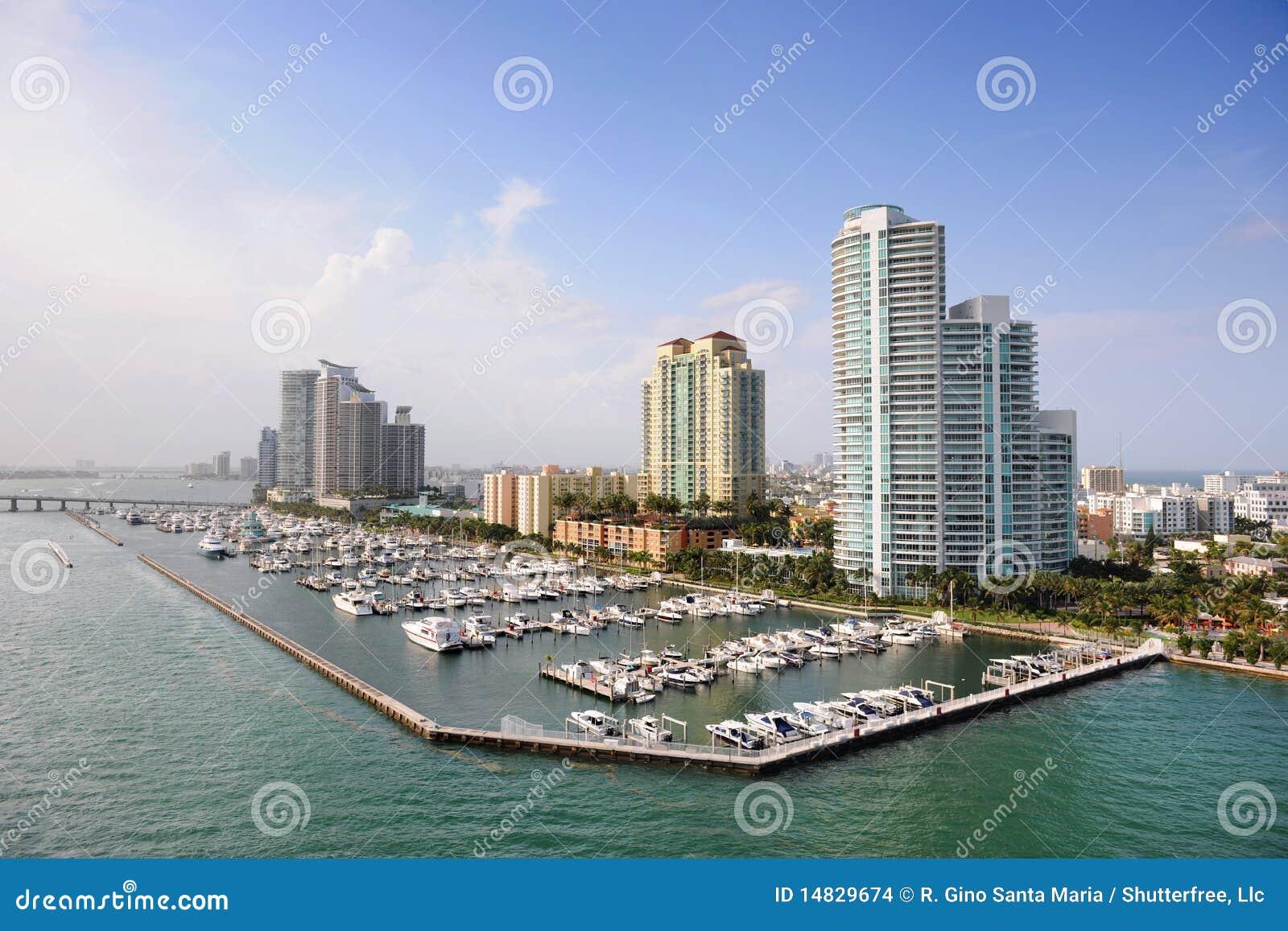 Kanal von Miami