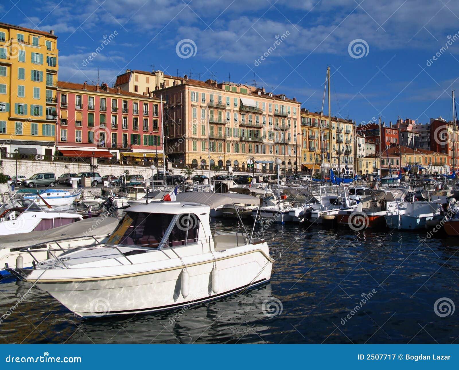 Kanal von Nizza, Frankreich
