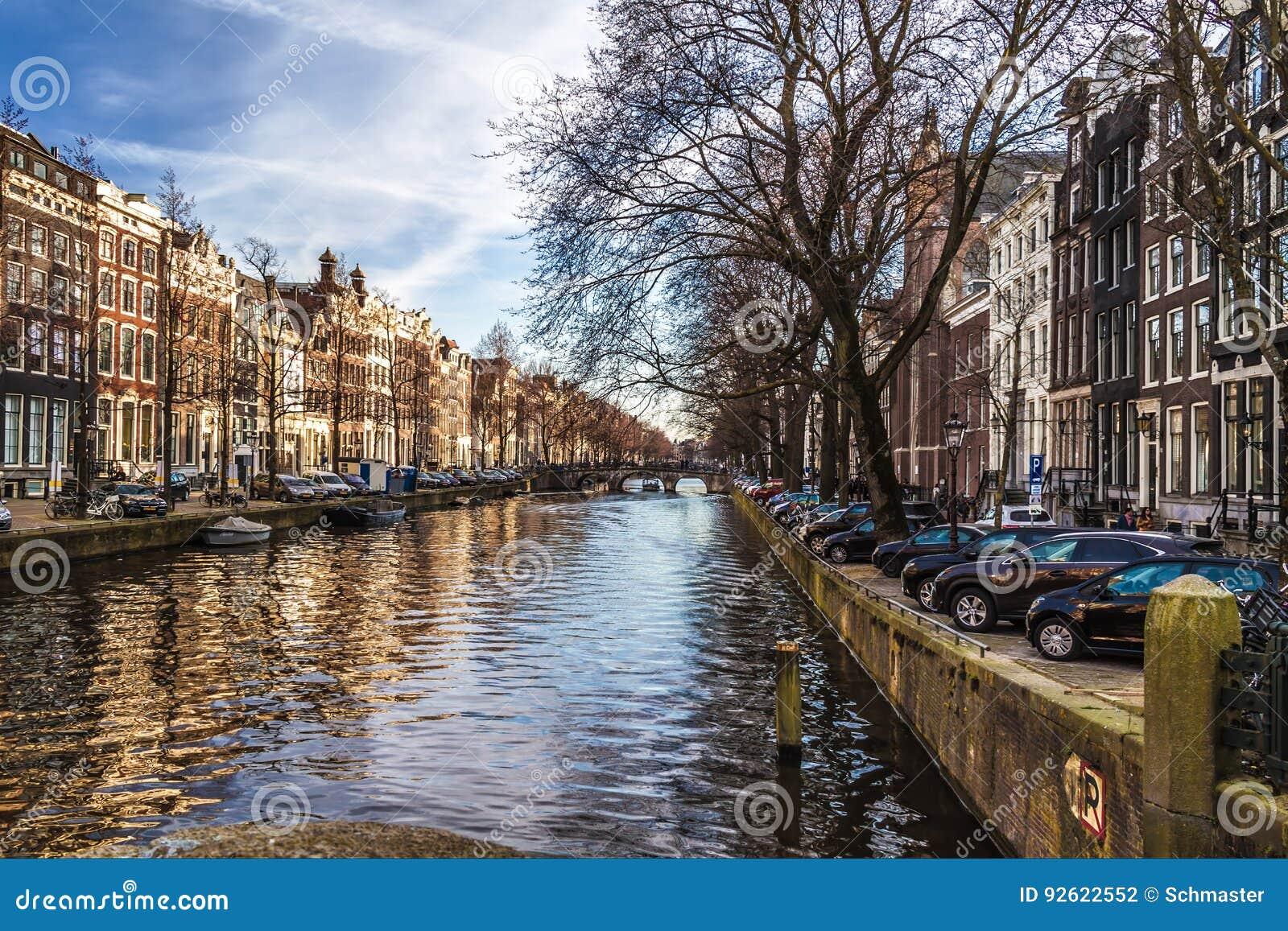 Kanalen van Amsterdam