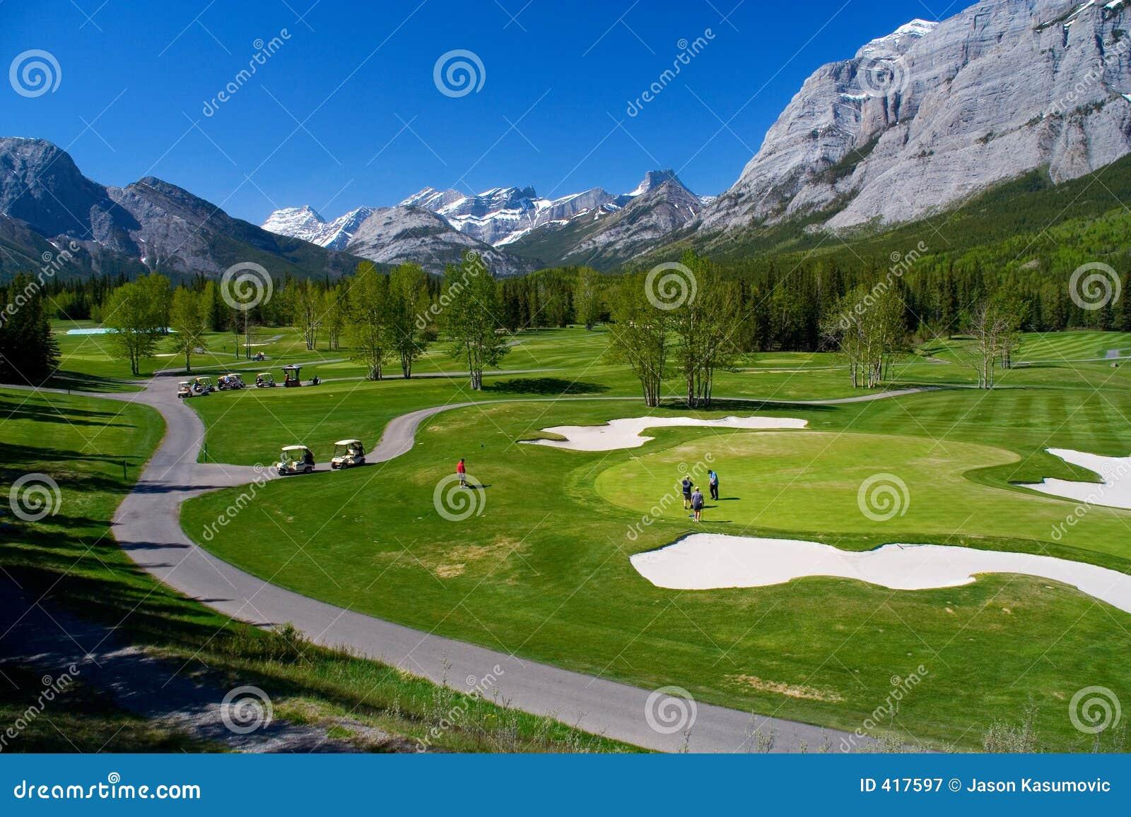 Kananaskis Golf Course