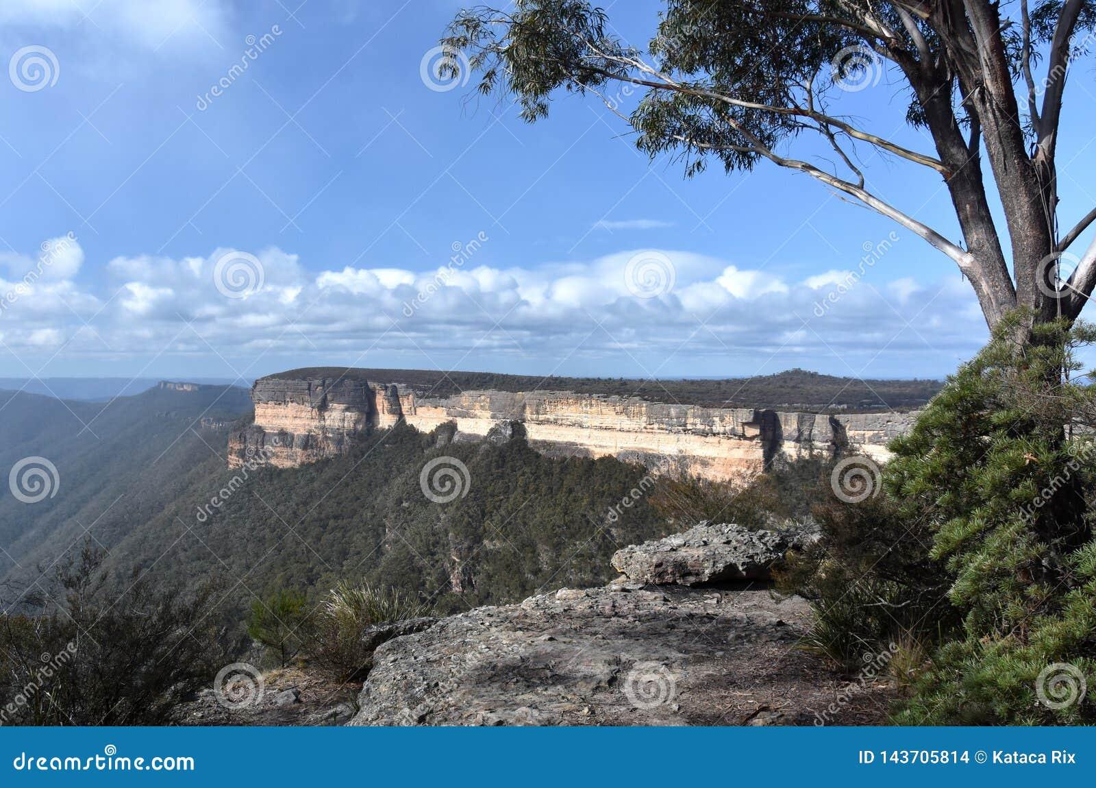Kanangra Walls in Kanangra-Boyd National Park