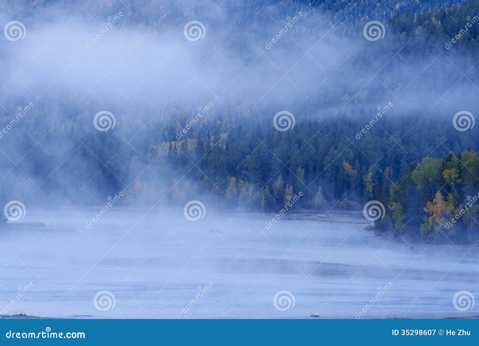 Kanas jezioro