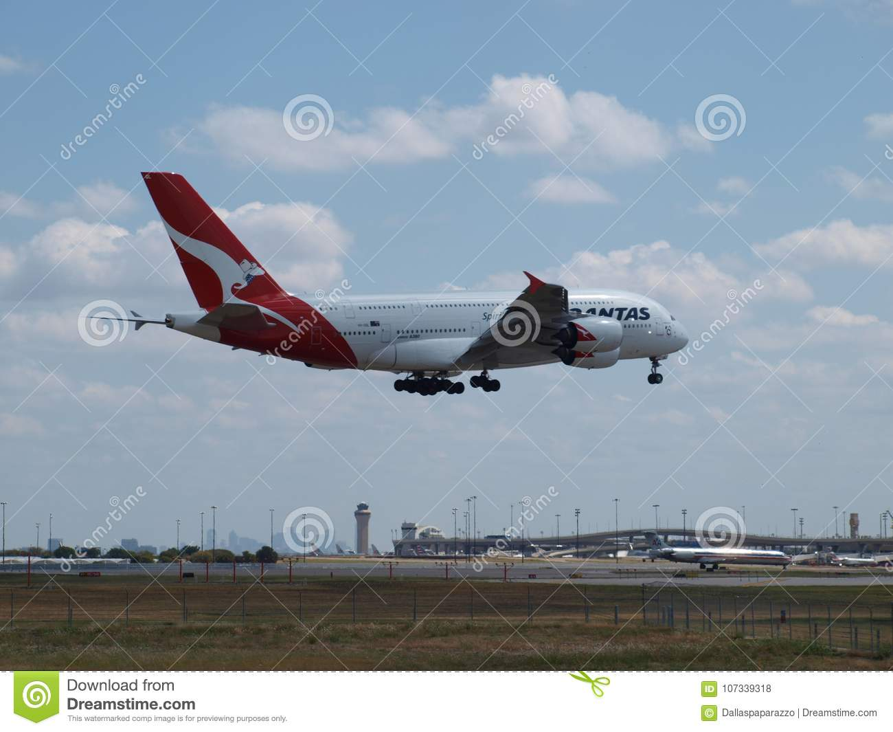 1615f700 Qantas is still getting lots of praise for painting a cowboy hot on its  livery Kangaroo at its inaugural service flight a couple of years ago.