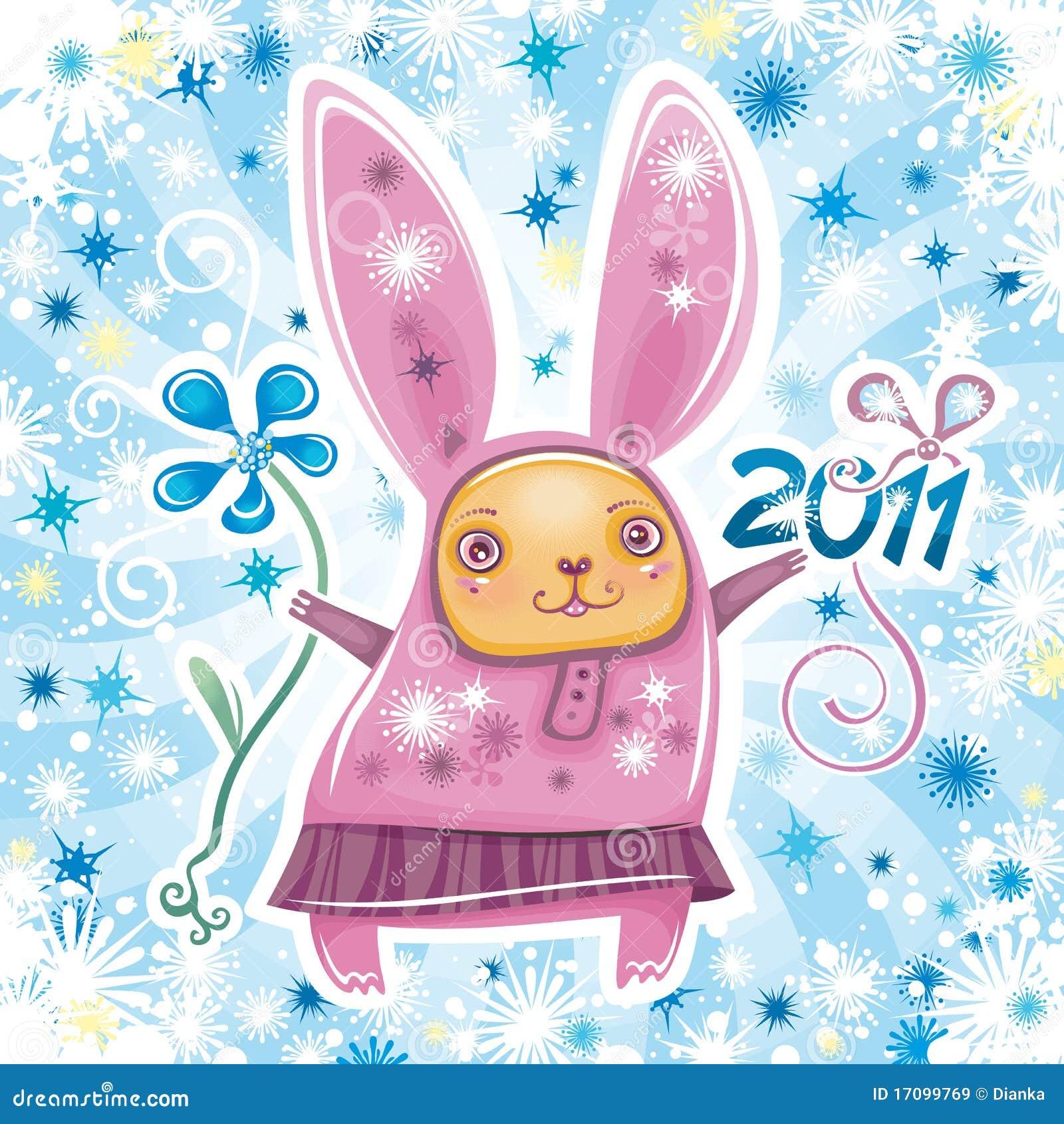 Kaninchenkartenserie 3