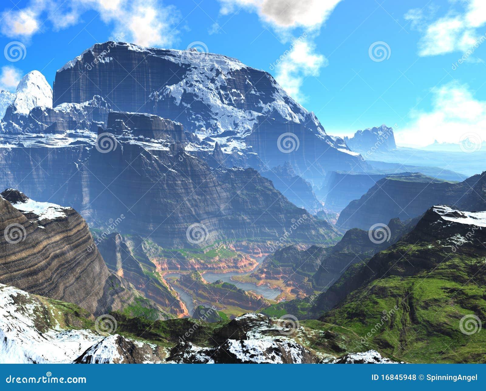 Kanjon Spring Valley