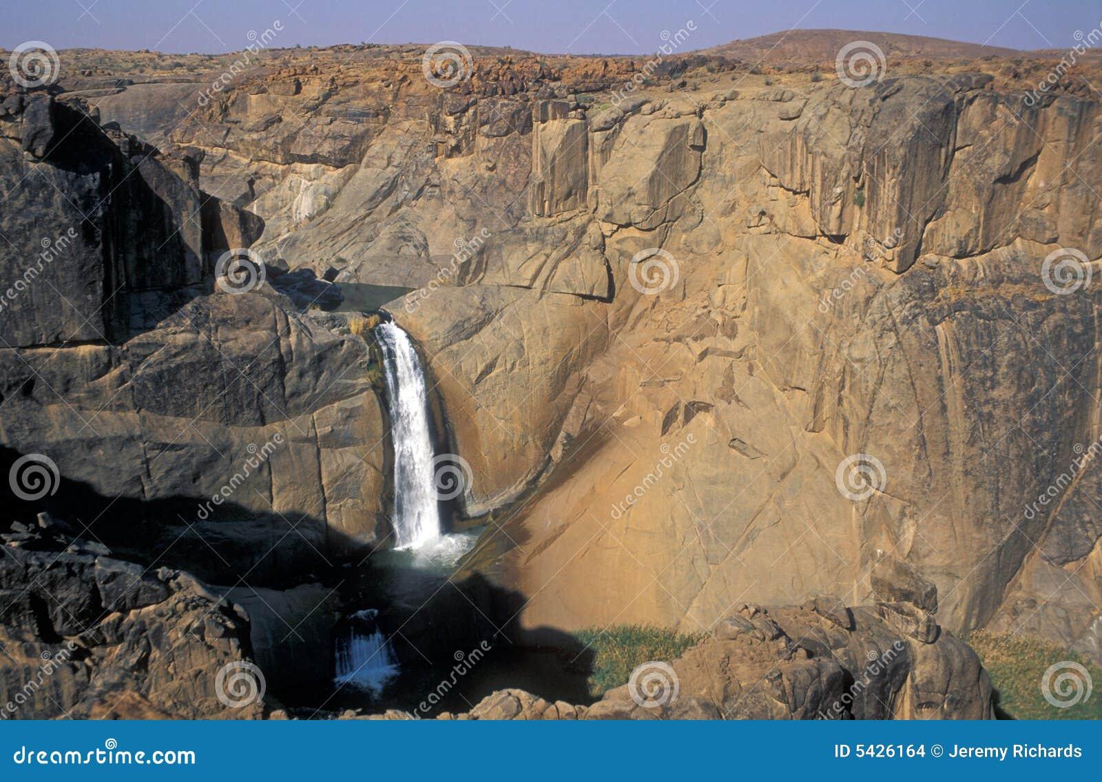 Kanjonorangeflod