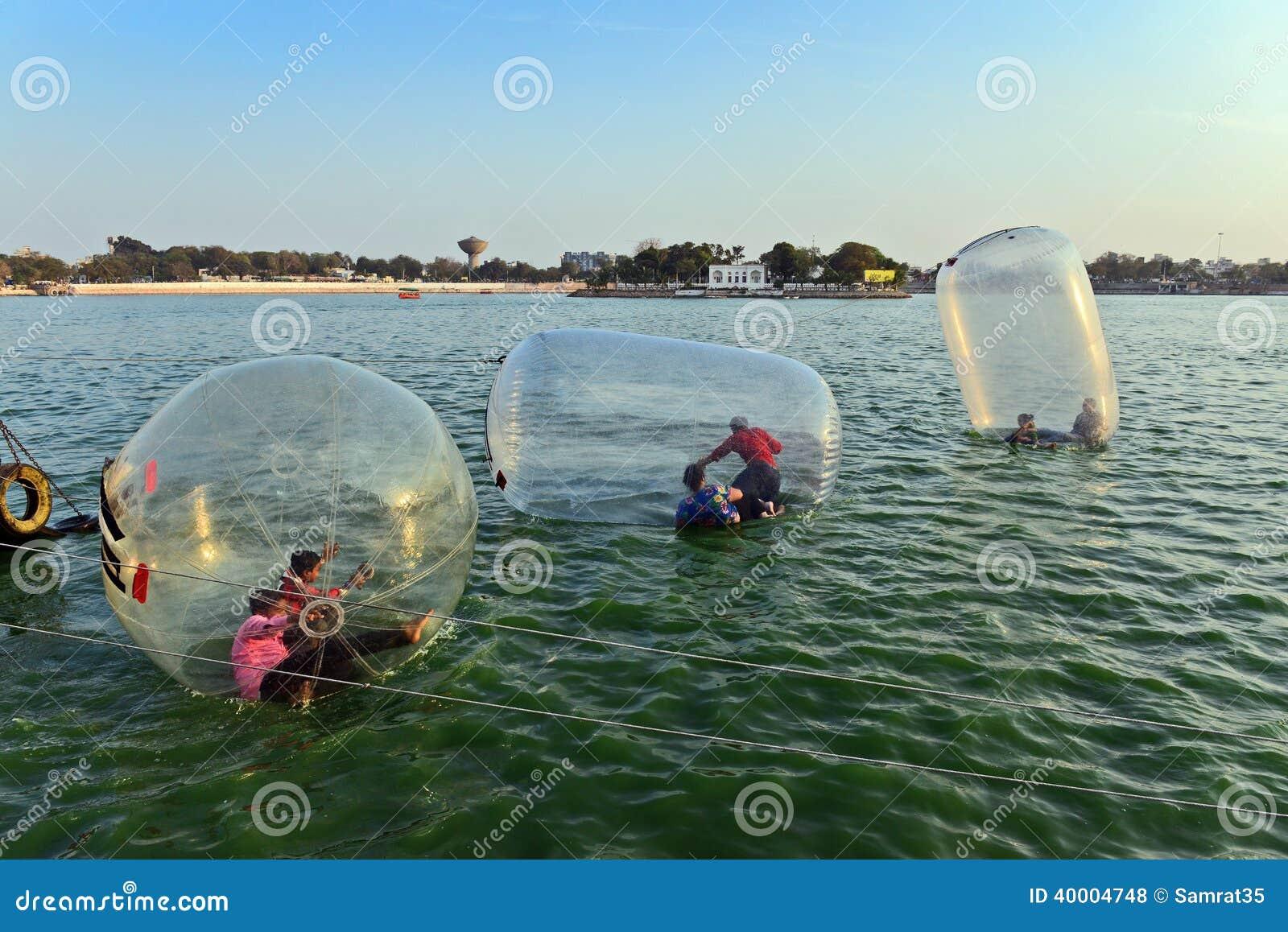 Water Park In Ahmedabad Kankaria