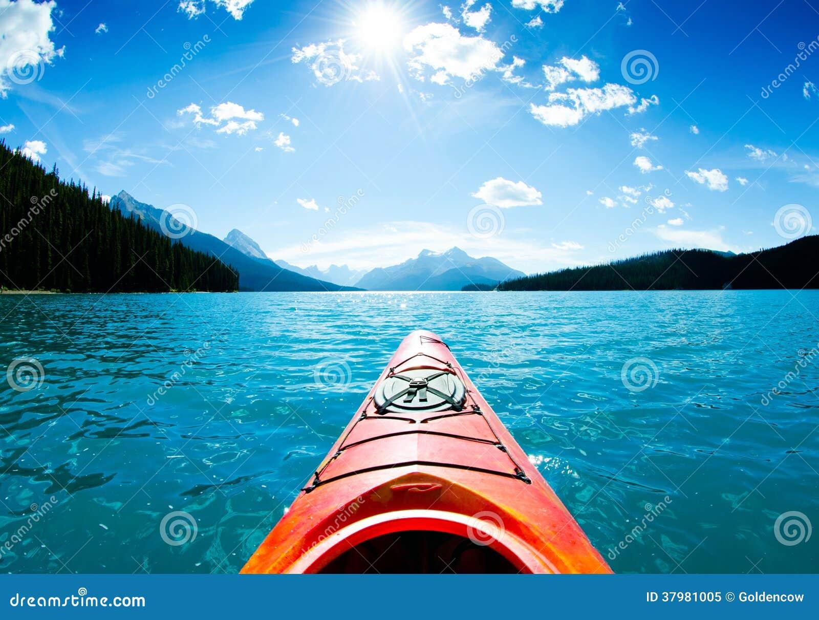 Kano en kajak in Canada