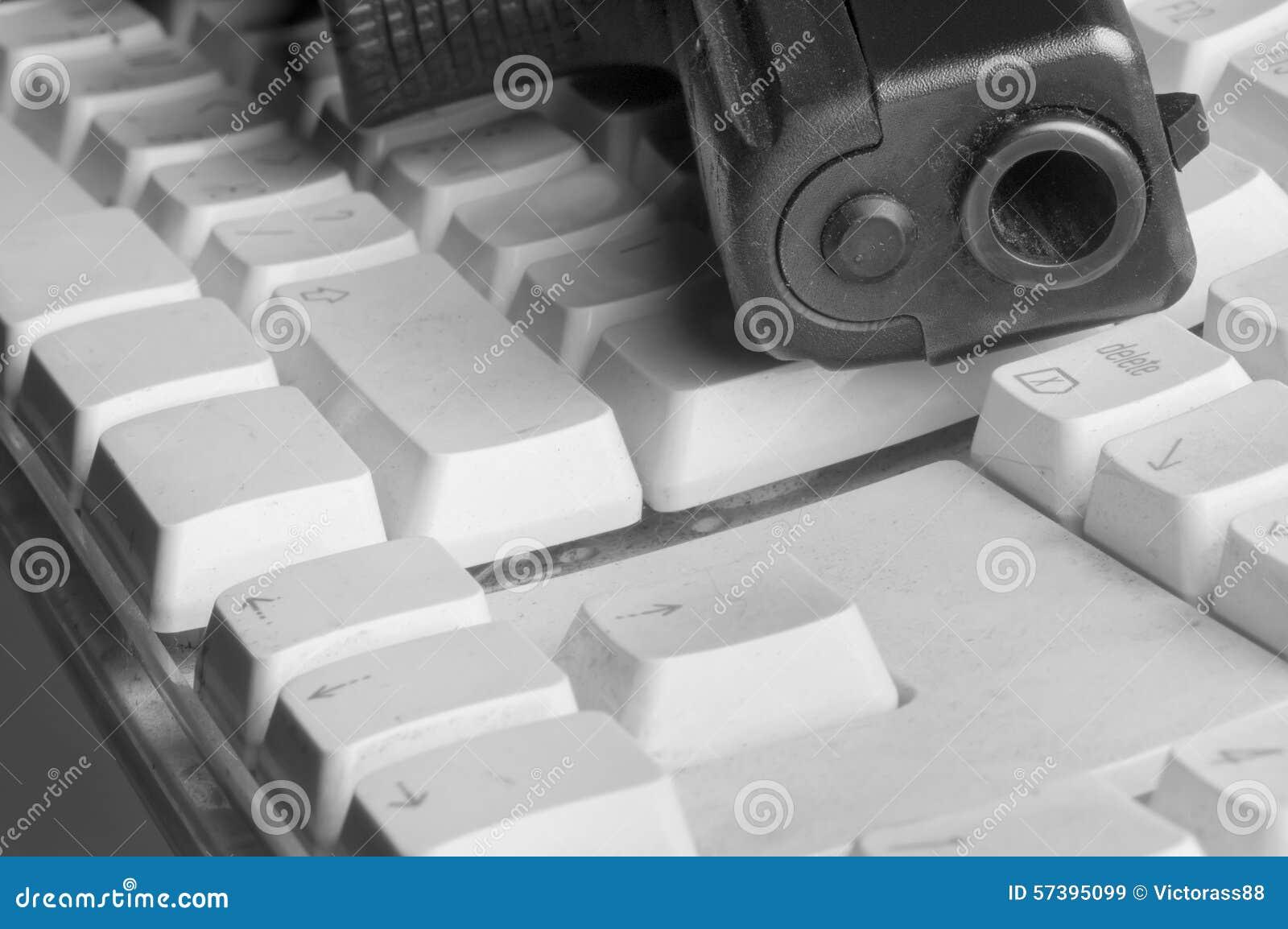 Kanon en Computertoetsenbord