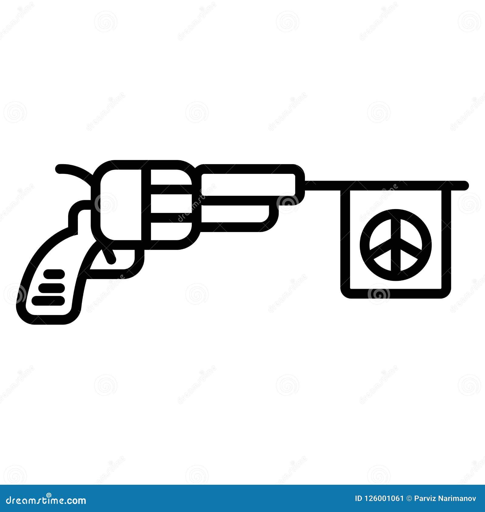 Kanon met vlagstuk speelgoed