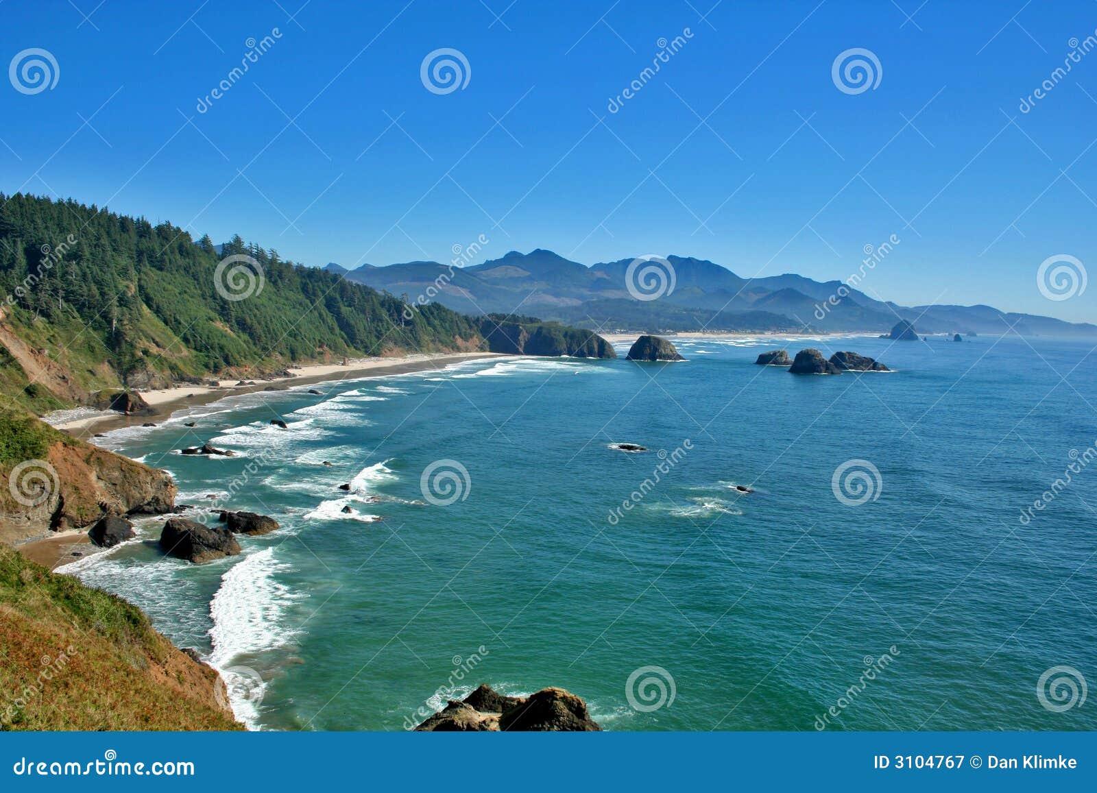 Kanone-Strand Oregon