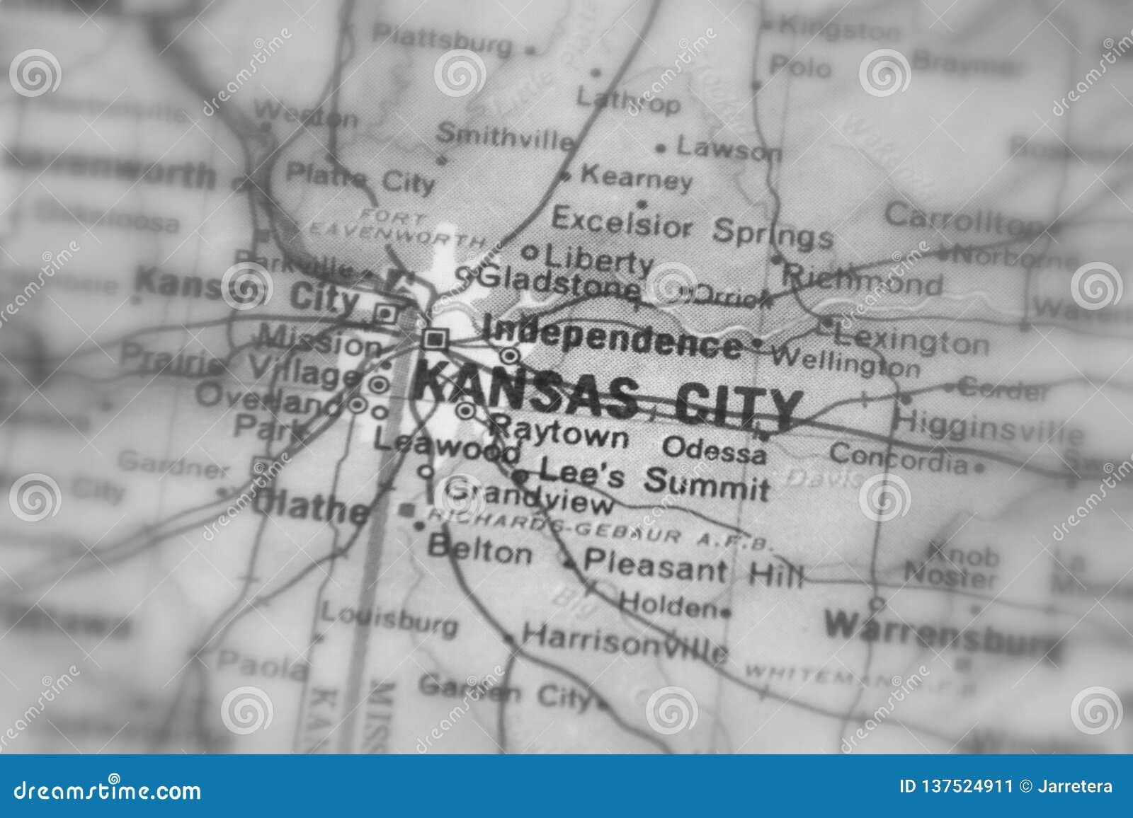 Kansas City, una città in U S