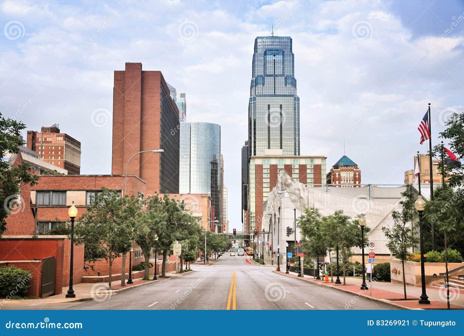 Kansas city w stanie Missouri