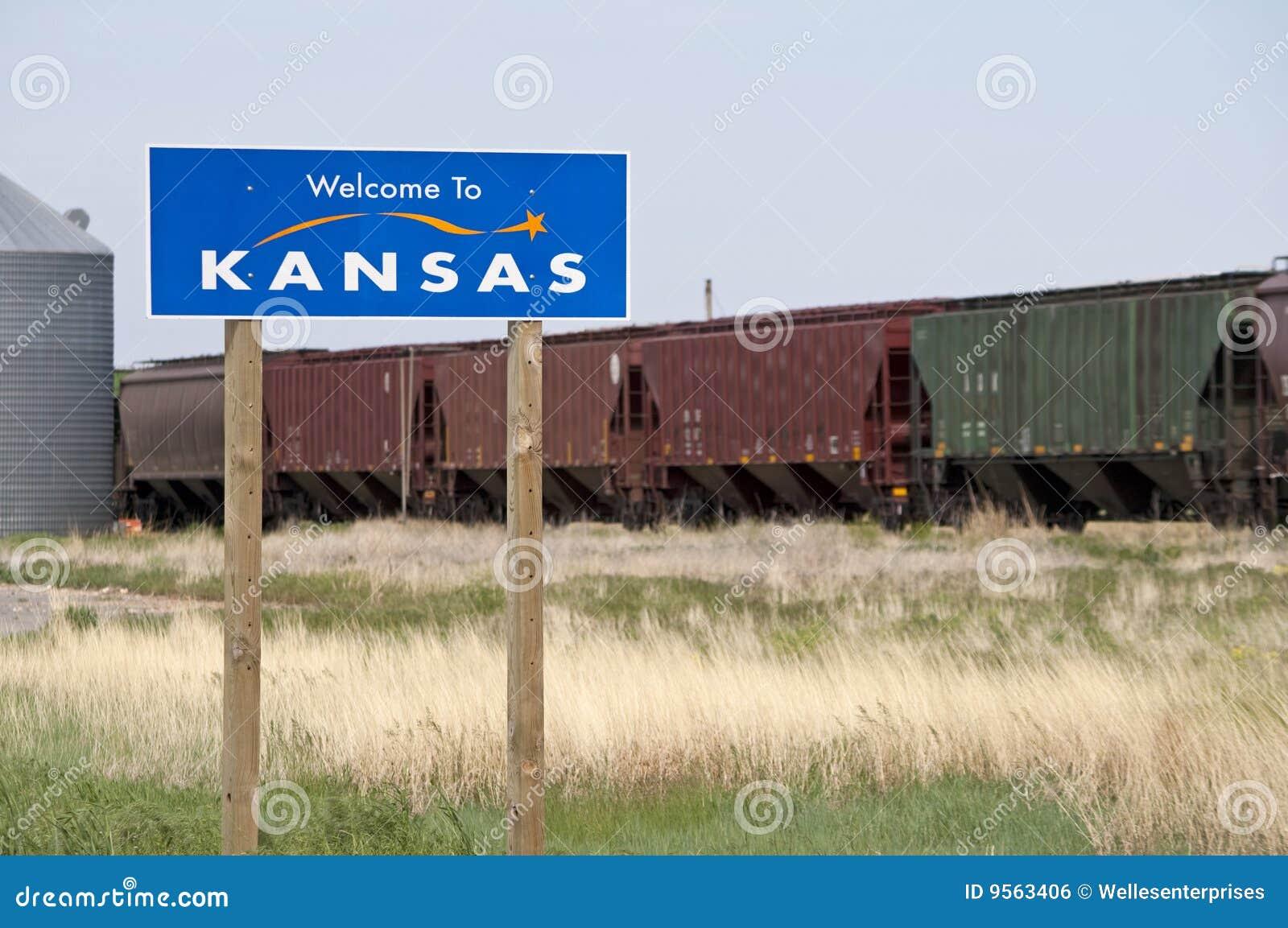 Kansas som ska välkomnas
