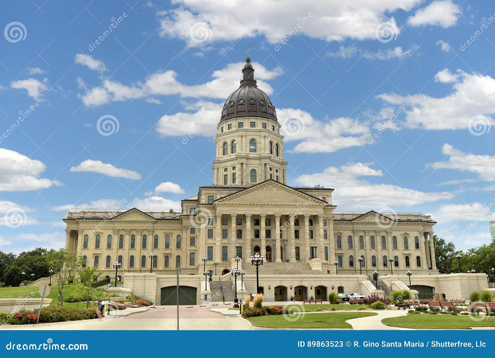 Kansas stanu Capitol