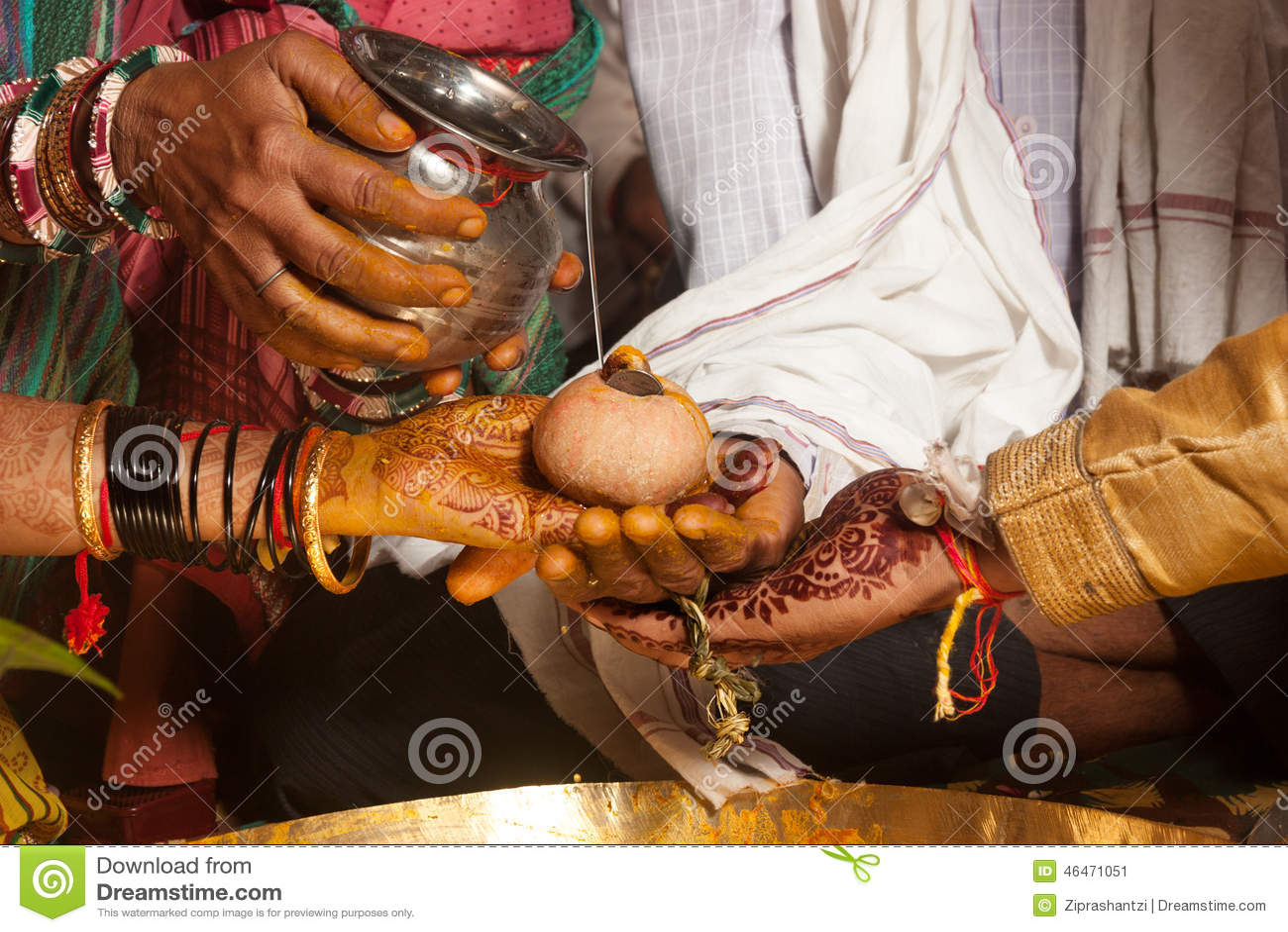 Kanyadaan hindu wedding