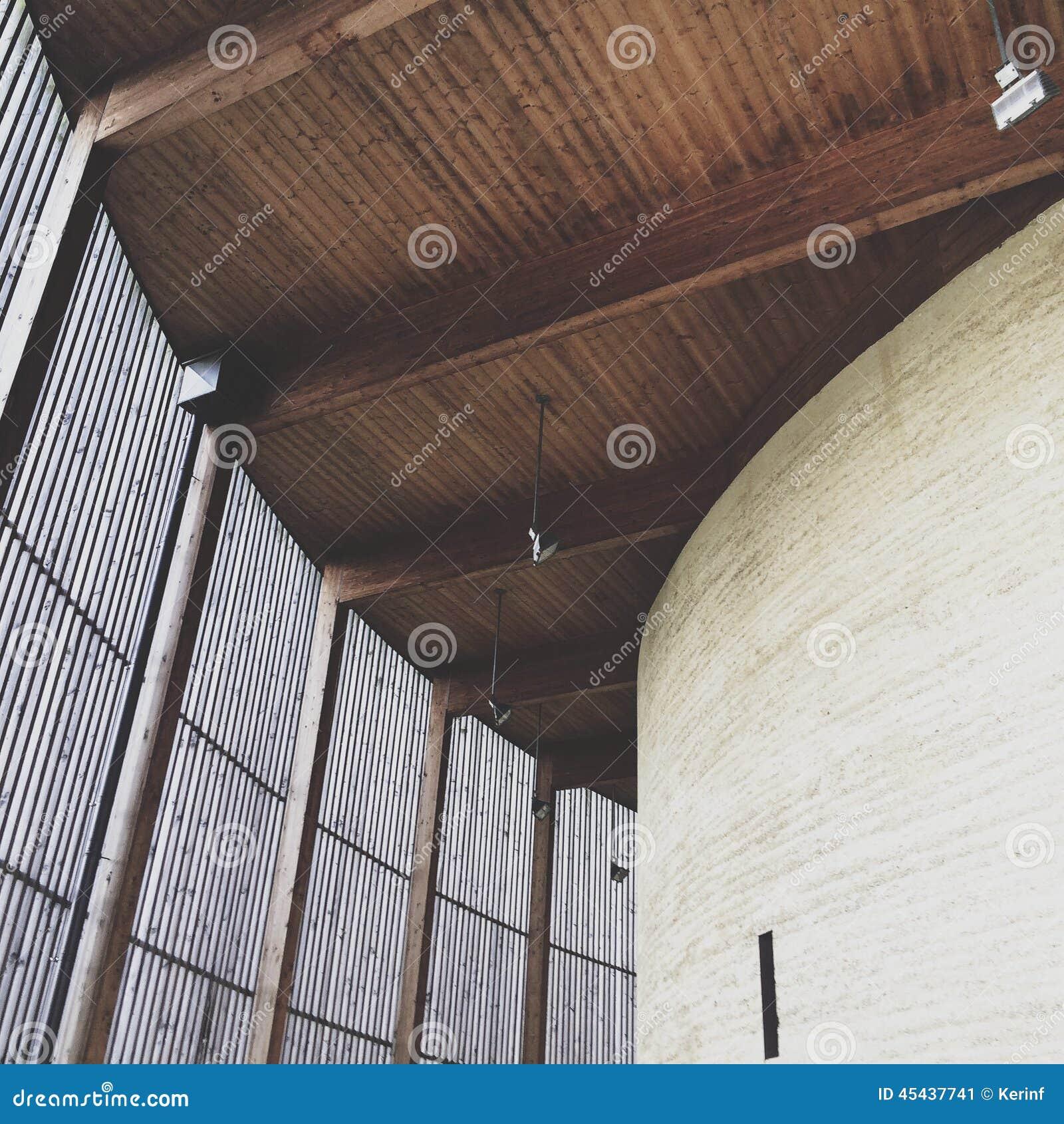 Kapel van Verzoening, Berlin Wall Memorial Park, Berlijn, Duitsland
