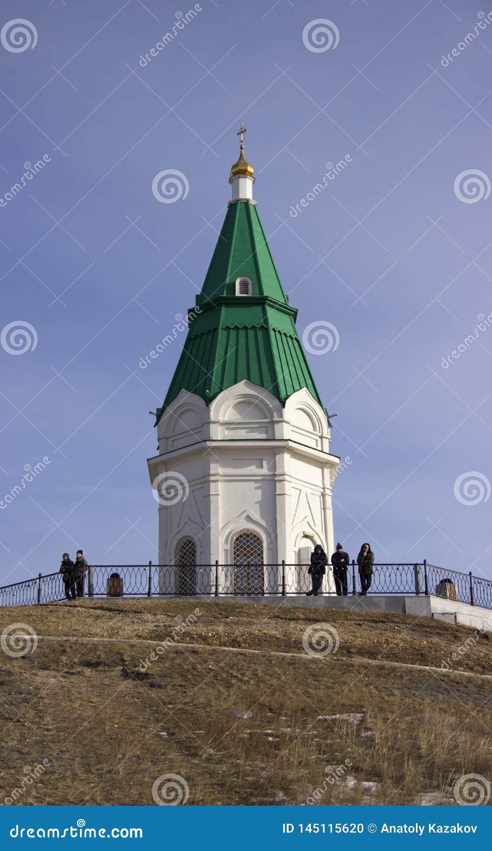 Kapell i Krasnoyarsk