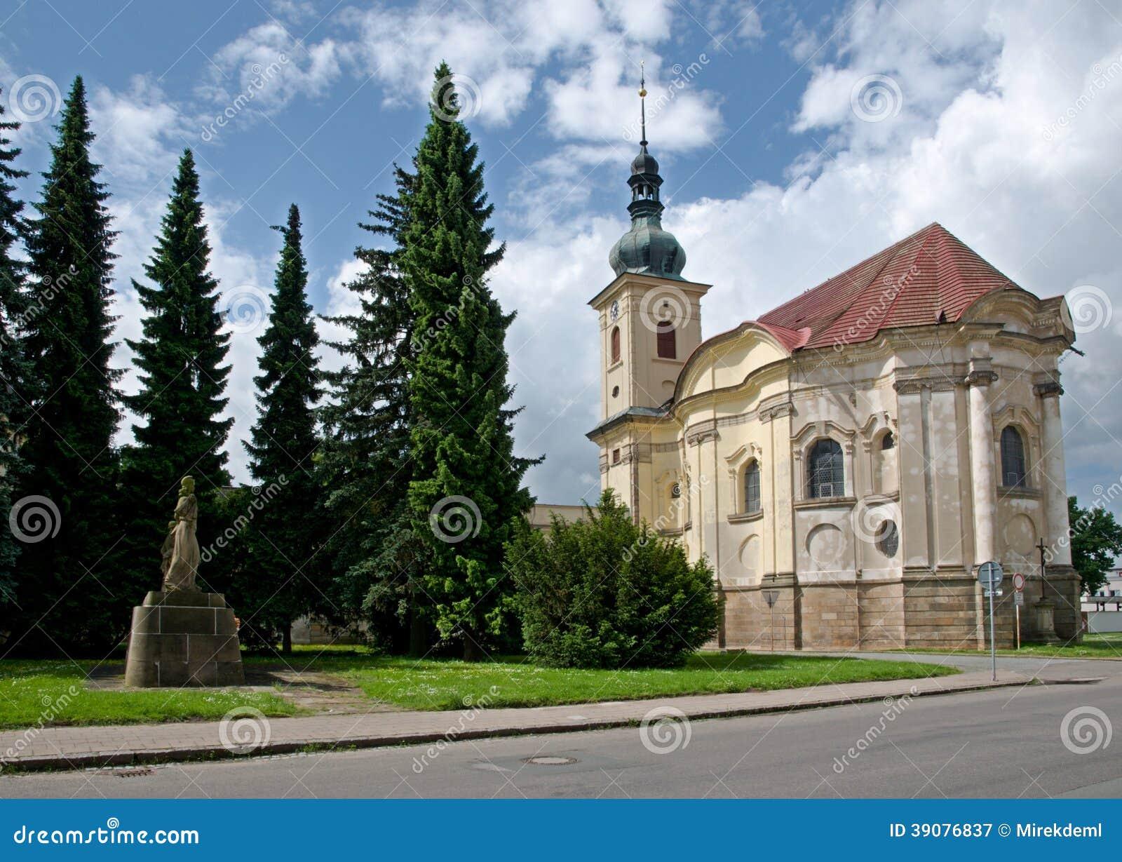 Kapell i Smirice, Tjeckien