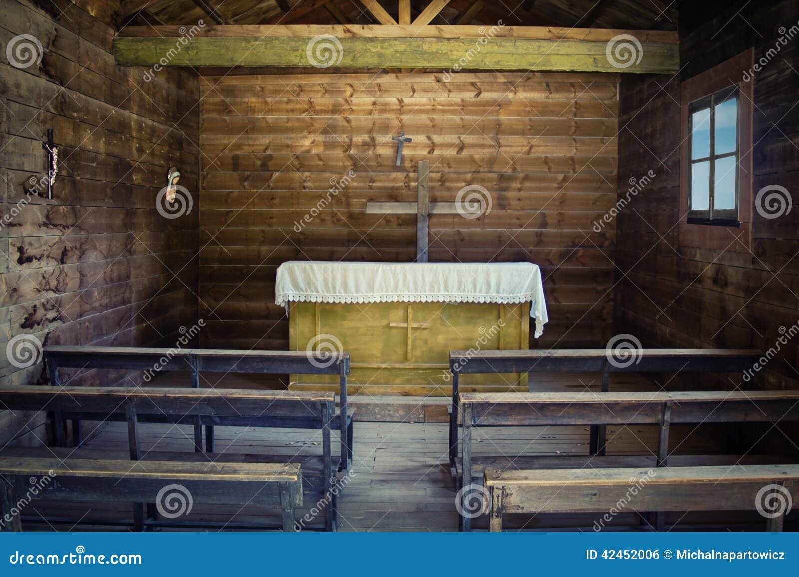 Kapelle auf dem Westen