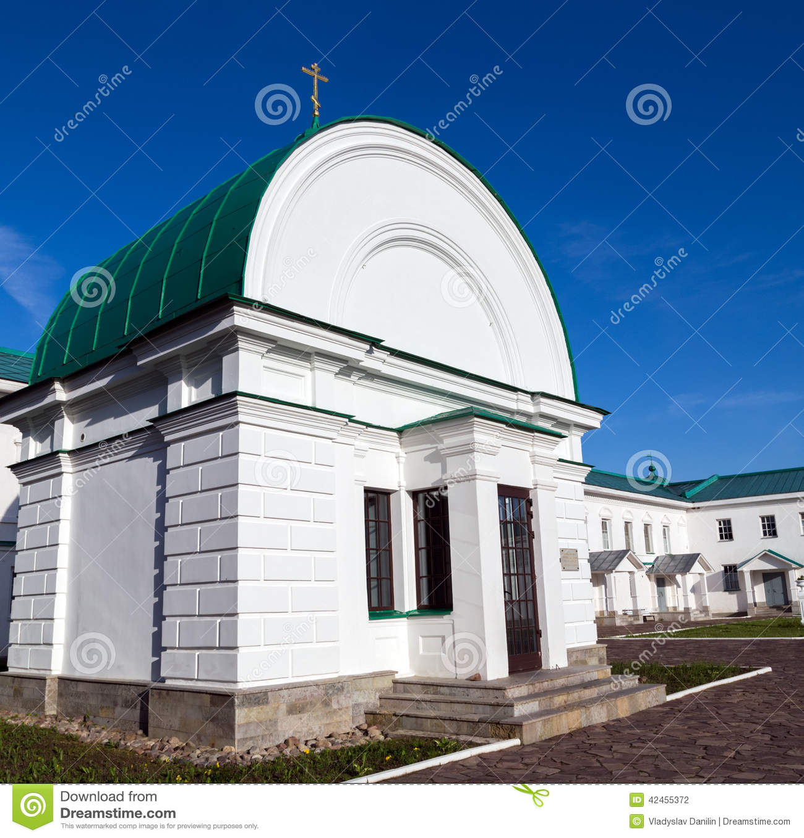Kapellen-Alexander--Svirskykloster