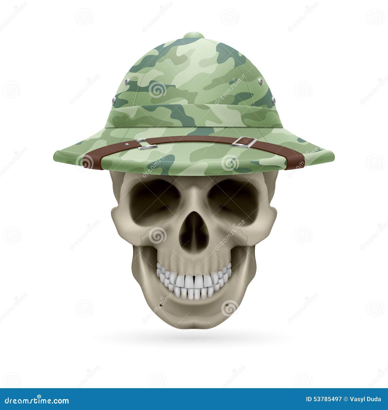 Kapeluszowa czaszka