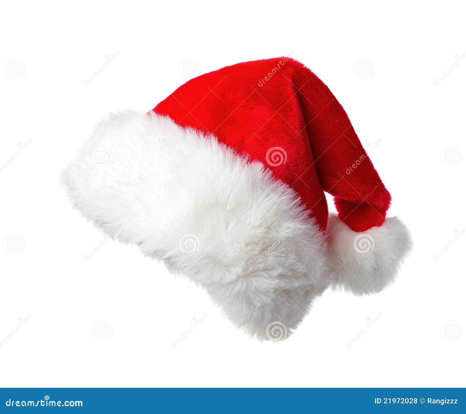 Kapeluszowa czerwień s Santa