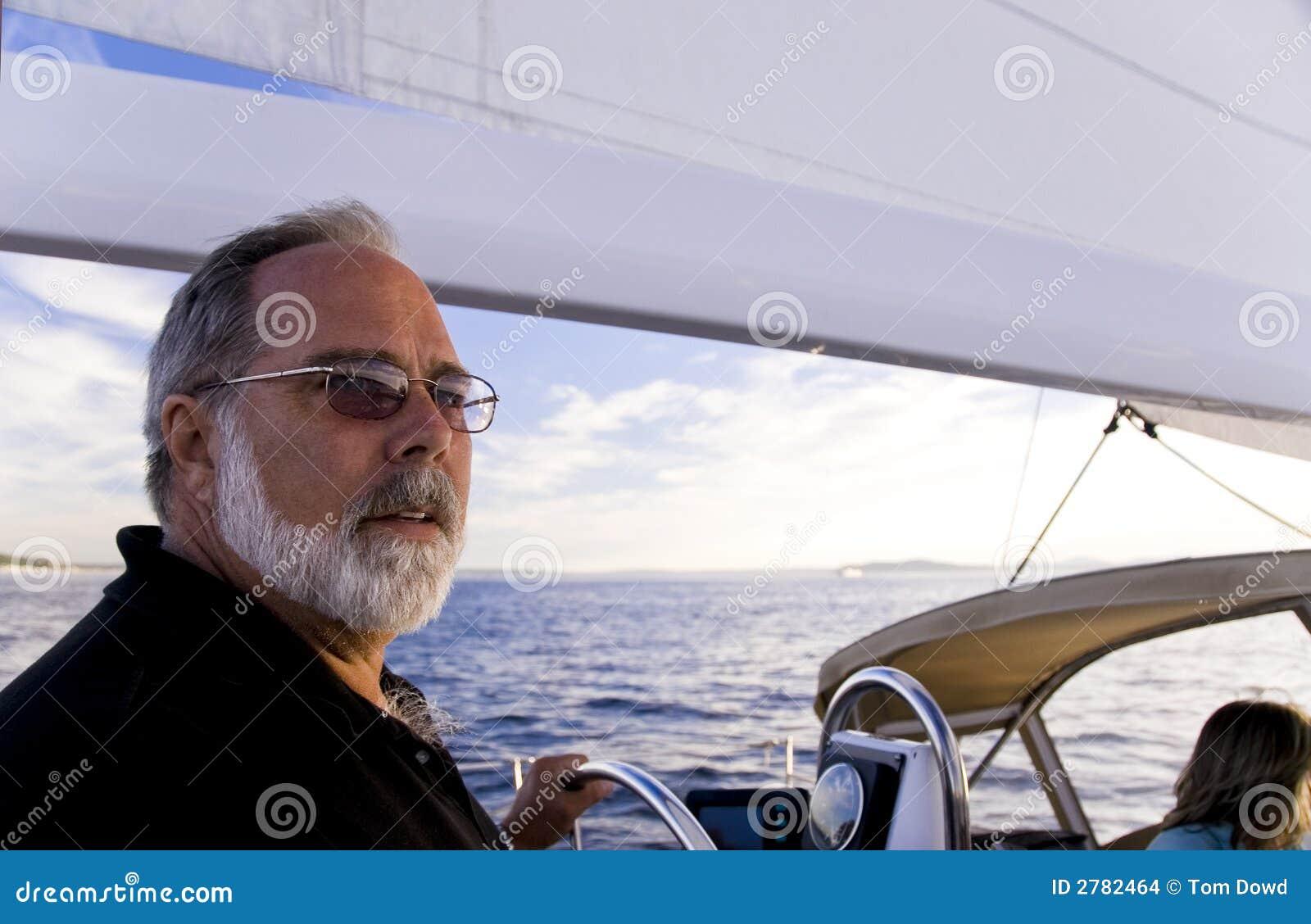 Kapitein bij het Wiel