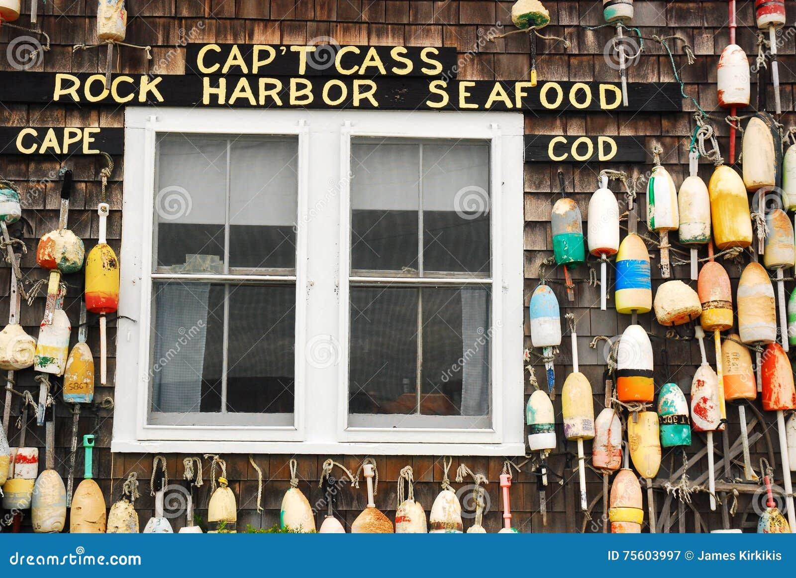 Kapitein Cass, Cape Cod