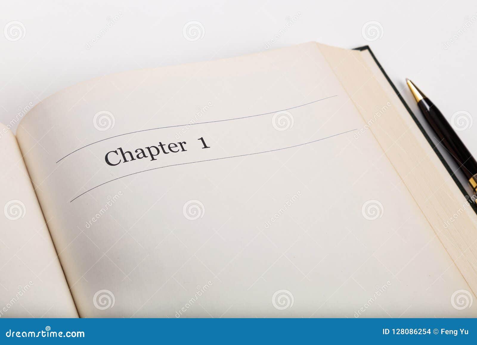 Kapitel ett