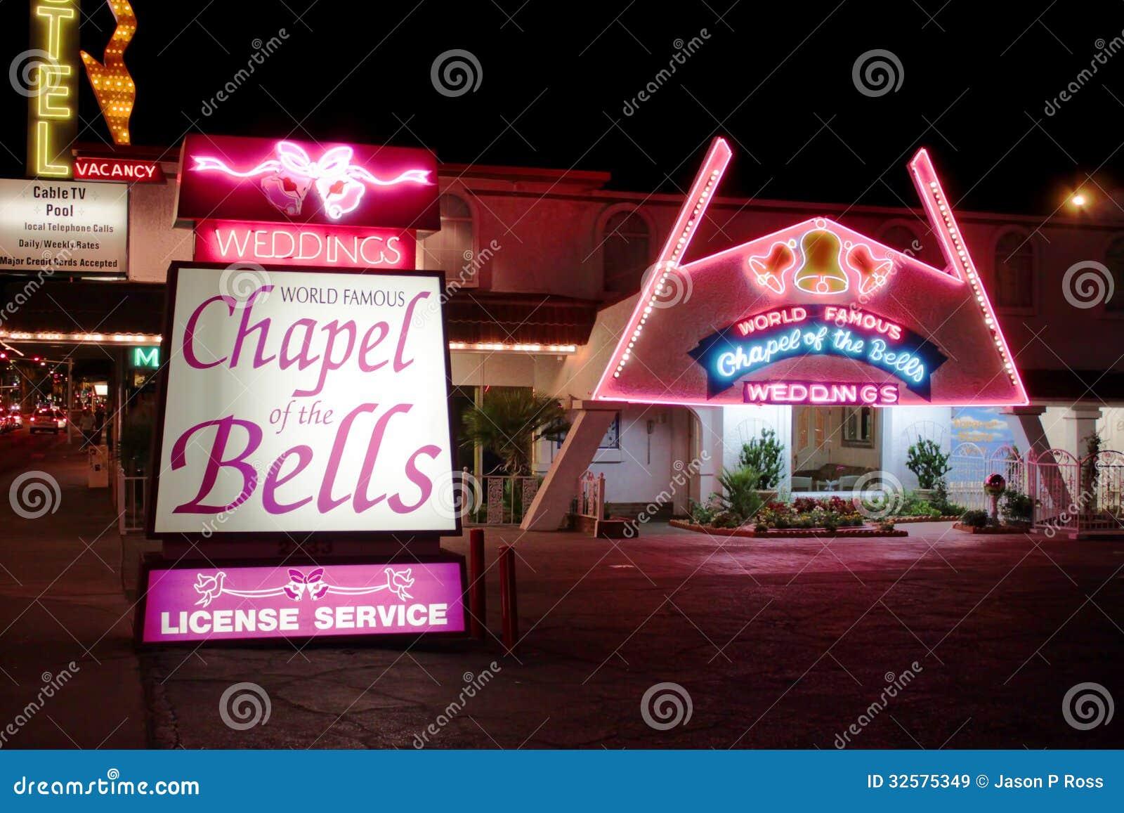 Kaplica Dzwony Las Vegas
