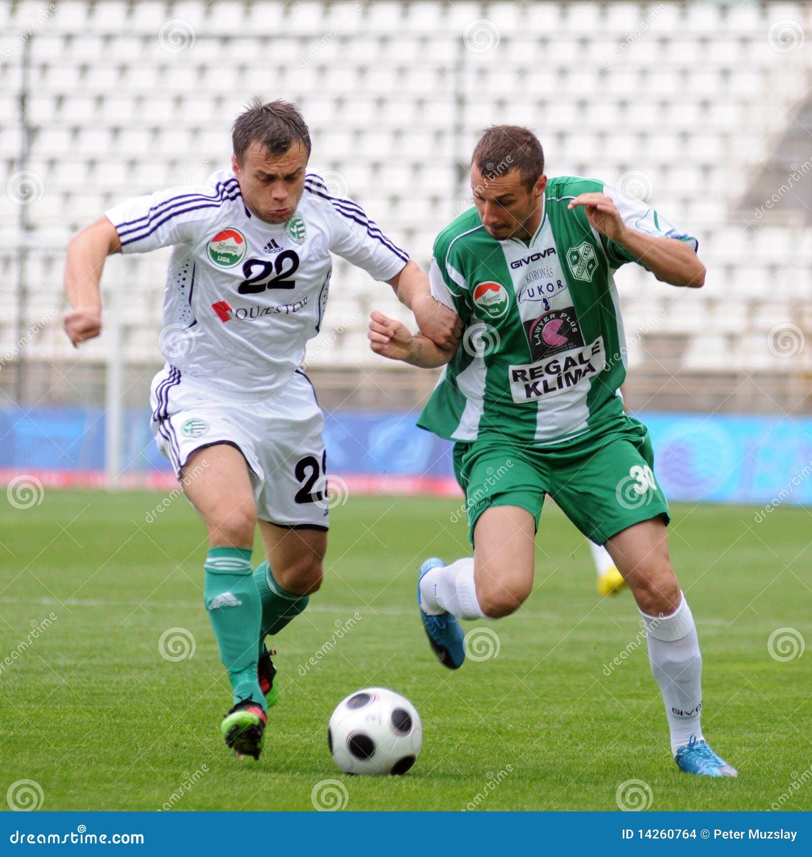 Kaposvar ποδόσφαιρο gyor παιχνιδιών