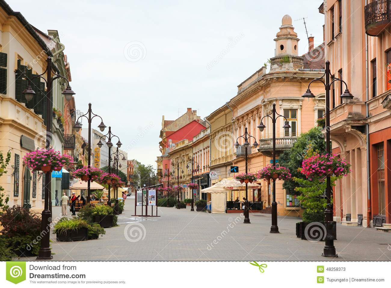 Kaposvar Hungary Editorial Stock Photo Image Of Vintage