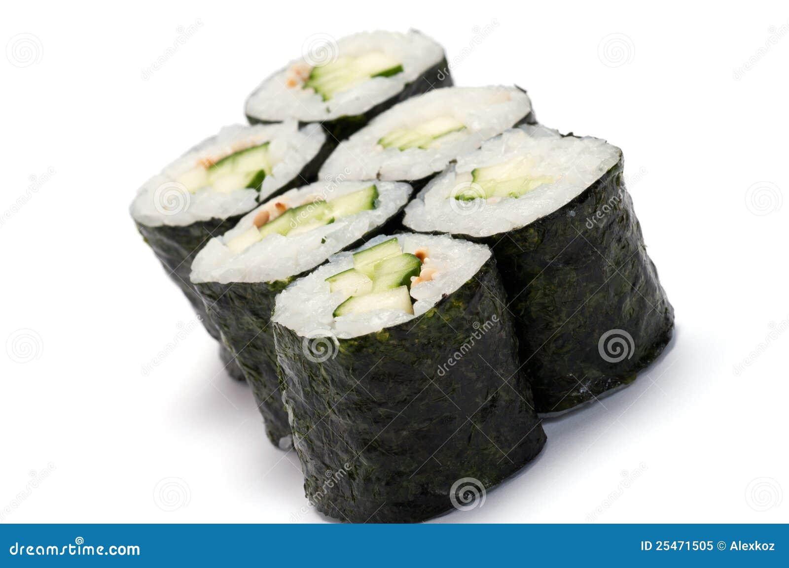 kenkäkauppa saada halvalla los angeles Kappa maki, hosomaki stock image. Image of fish, cream ...
